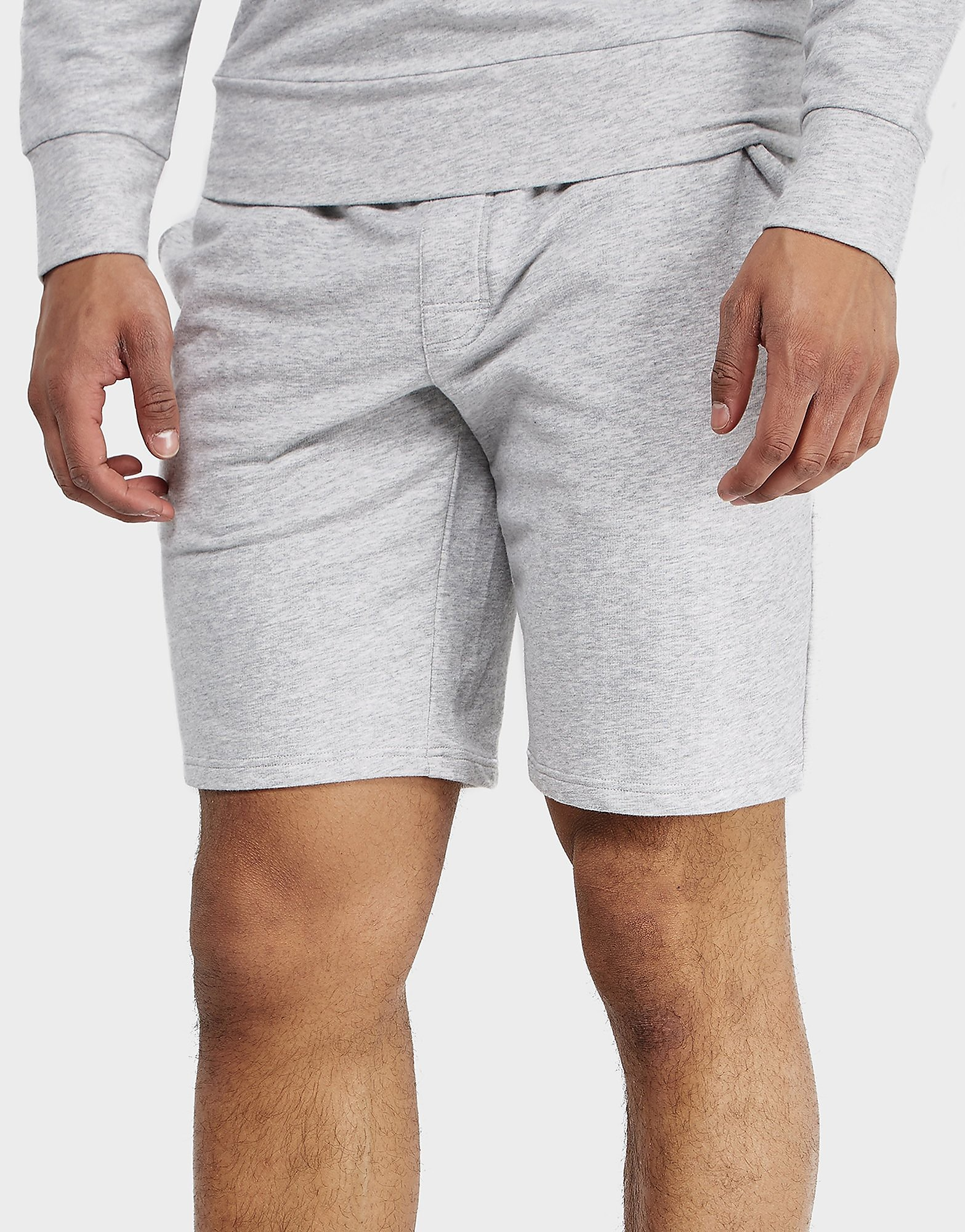 Emporio Armani Bermuda Eagle Fleece Shorts