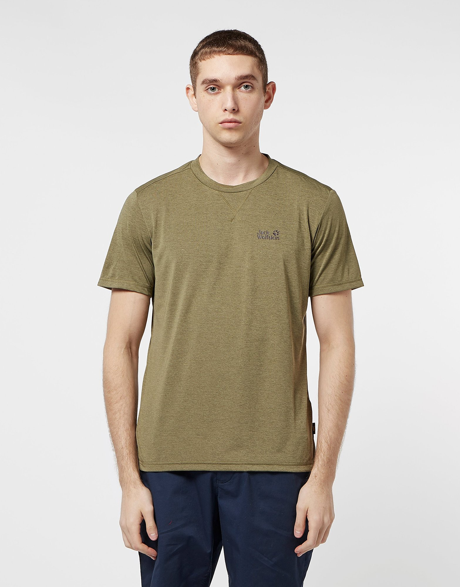 Jack Wolfskin Crosstrail Short Sleeve T-Shirt