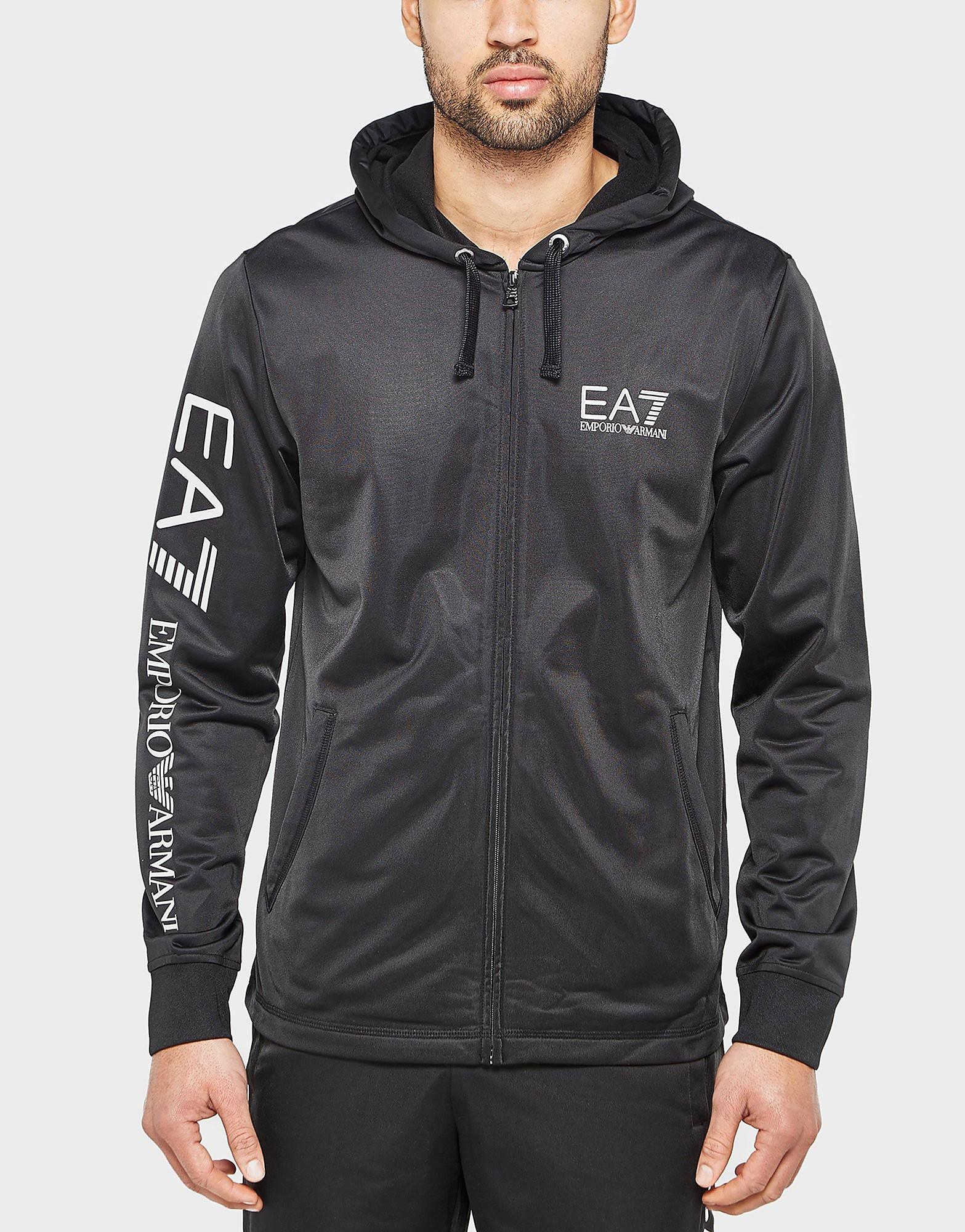 Emporio Armani EA7 Poly Full Zip Hoody