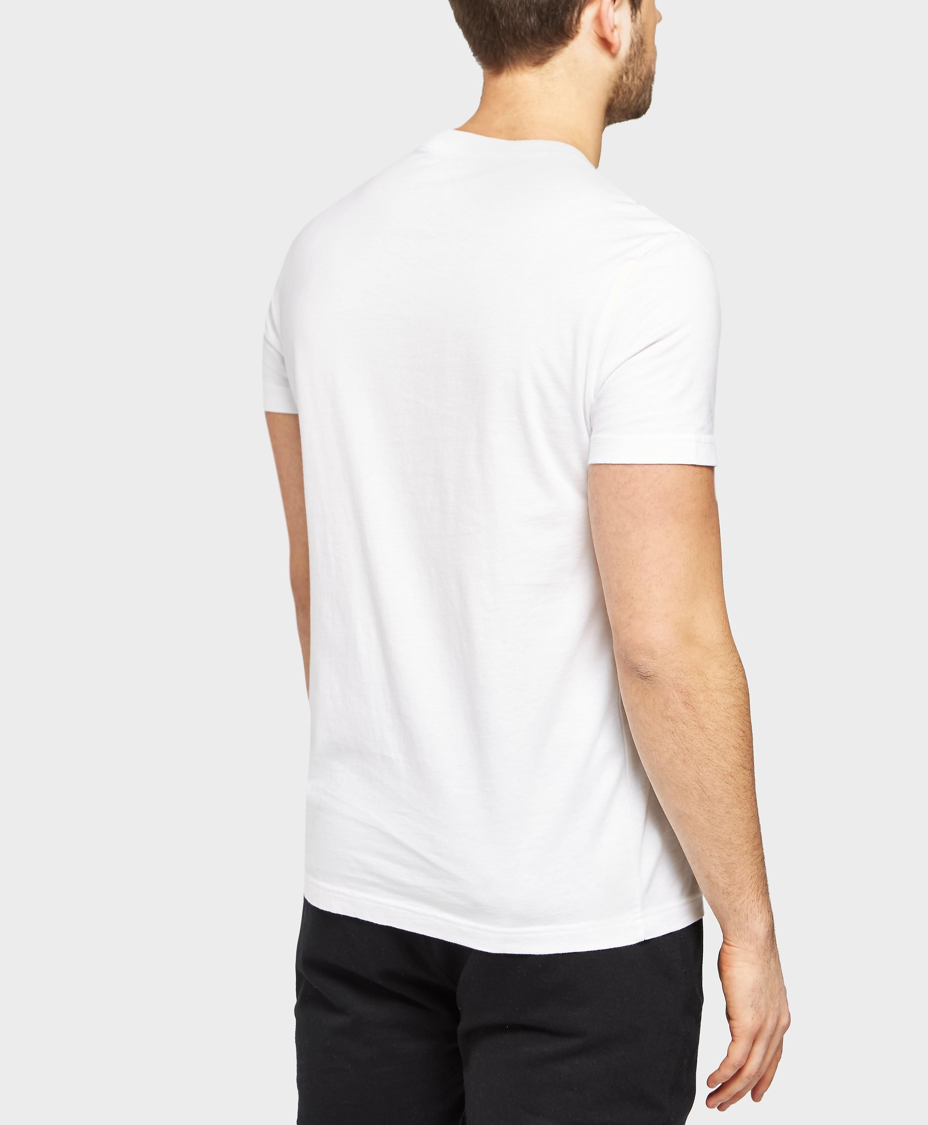 Emporio Armani EA7 Eagle Short Sleeve T-Shirt