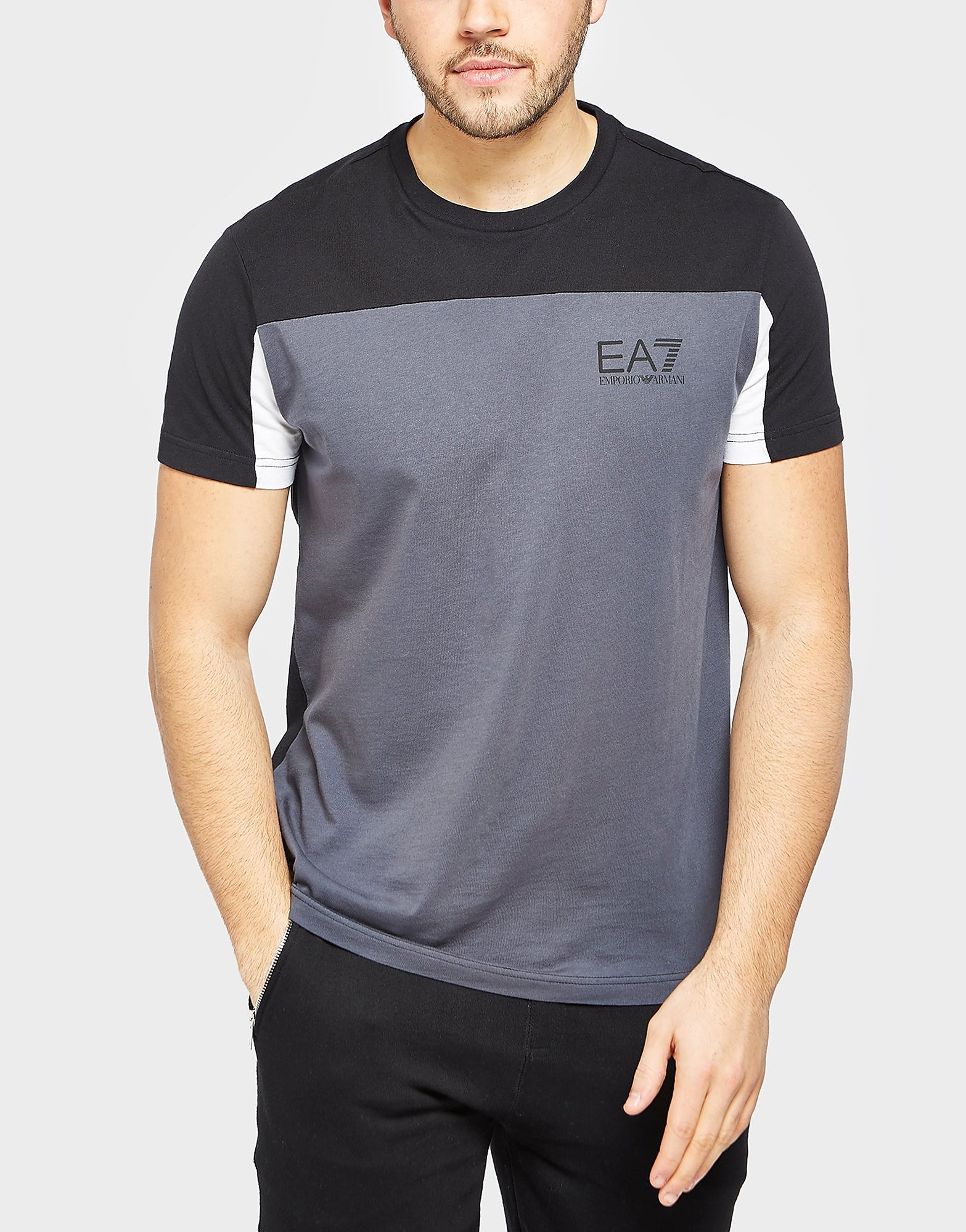 Emporio Armani EA7 Colourblock T-Shirt