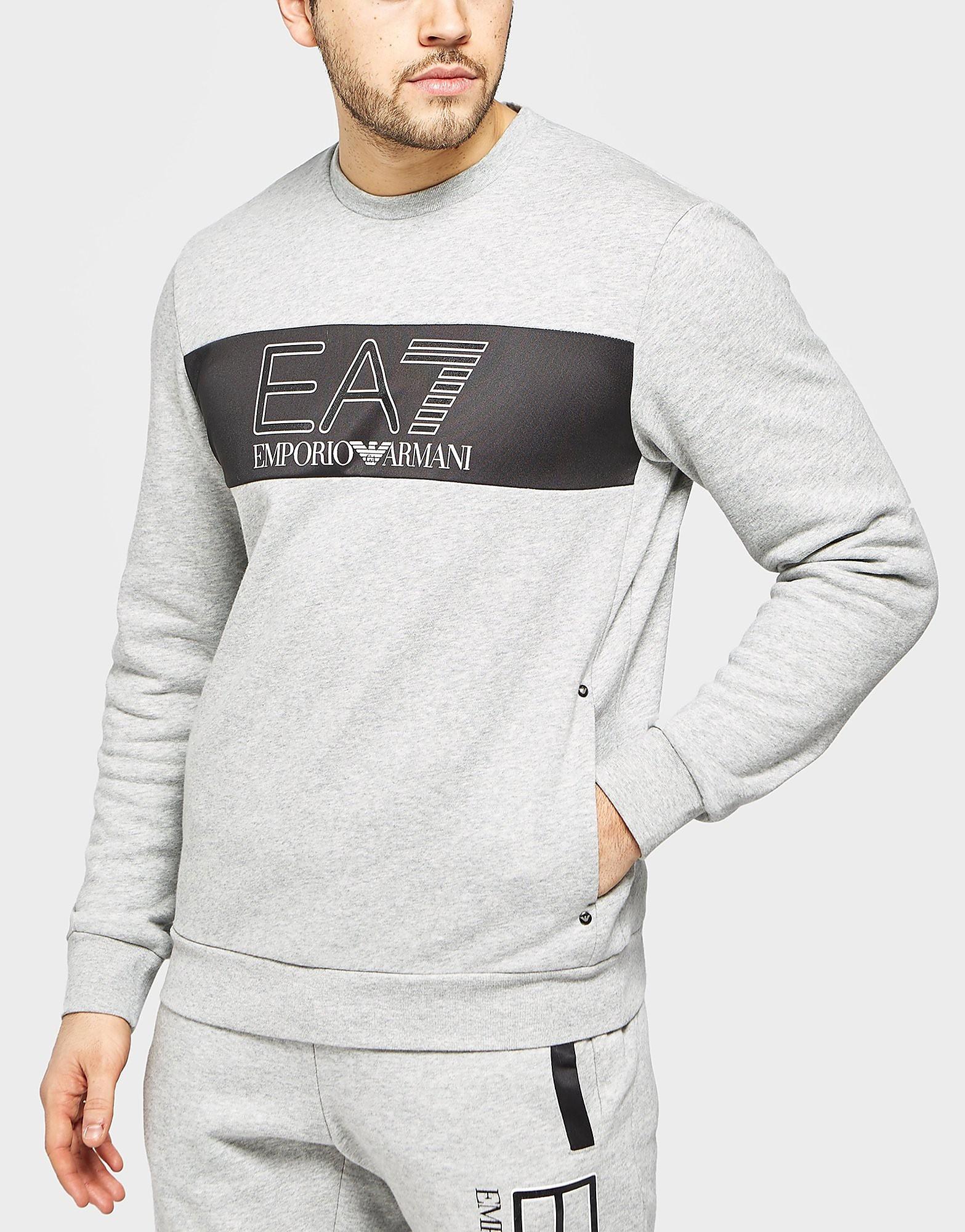Emporio Armani EA7 Crew Seatshirt - Exclusive
