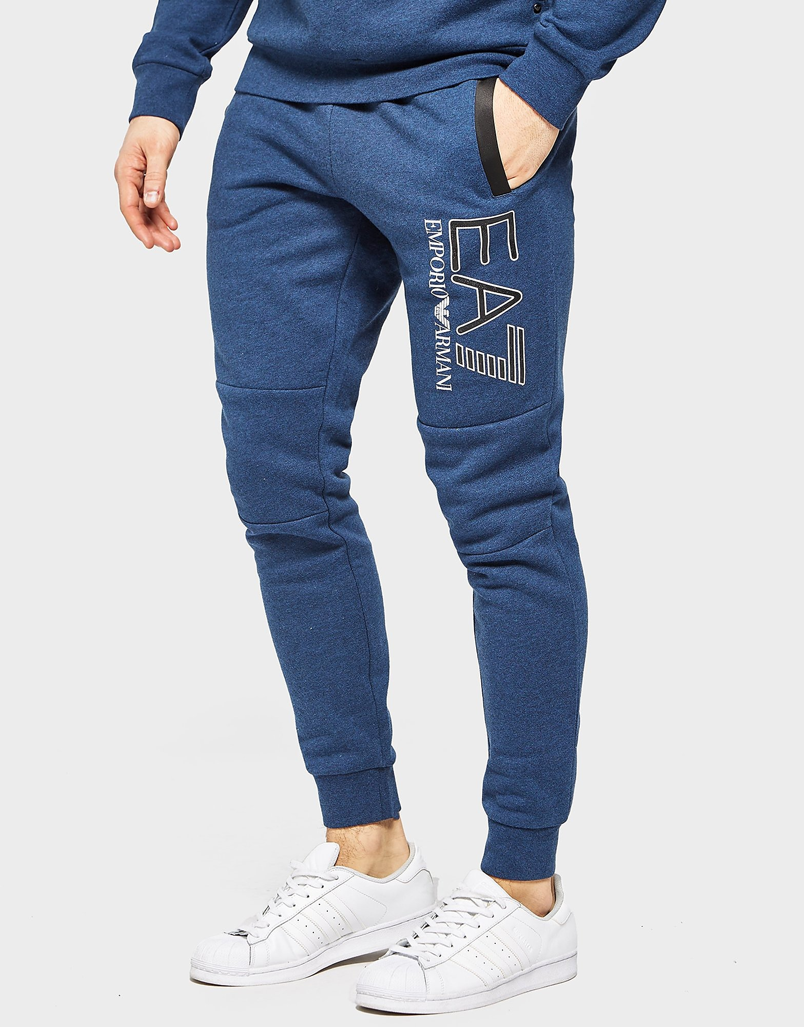 Emporio Armani EA7 Cuffed Track Pants - Exclusive