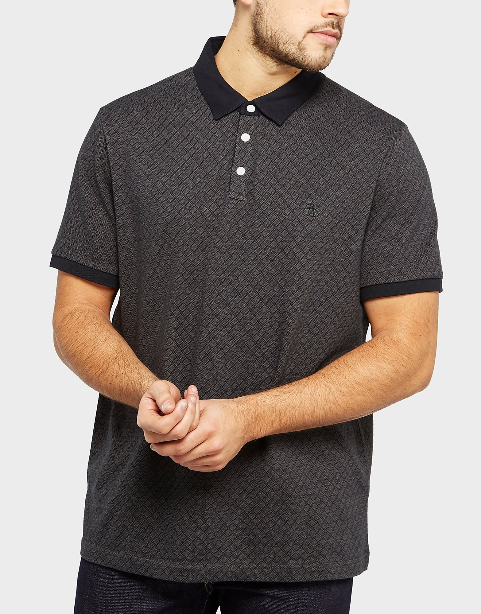 Original Penguin Argyle polo Shirt