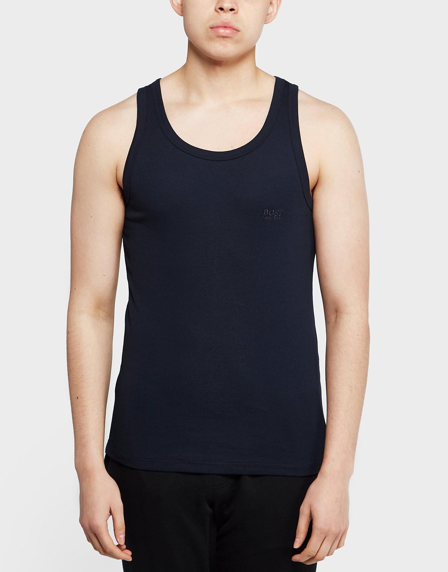 BOSS Small Logo Vest