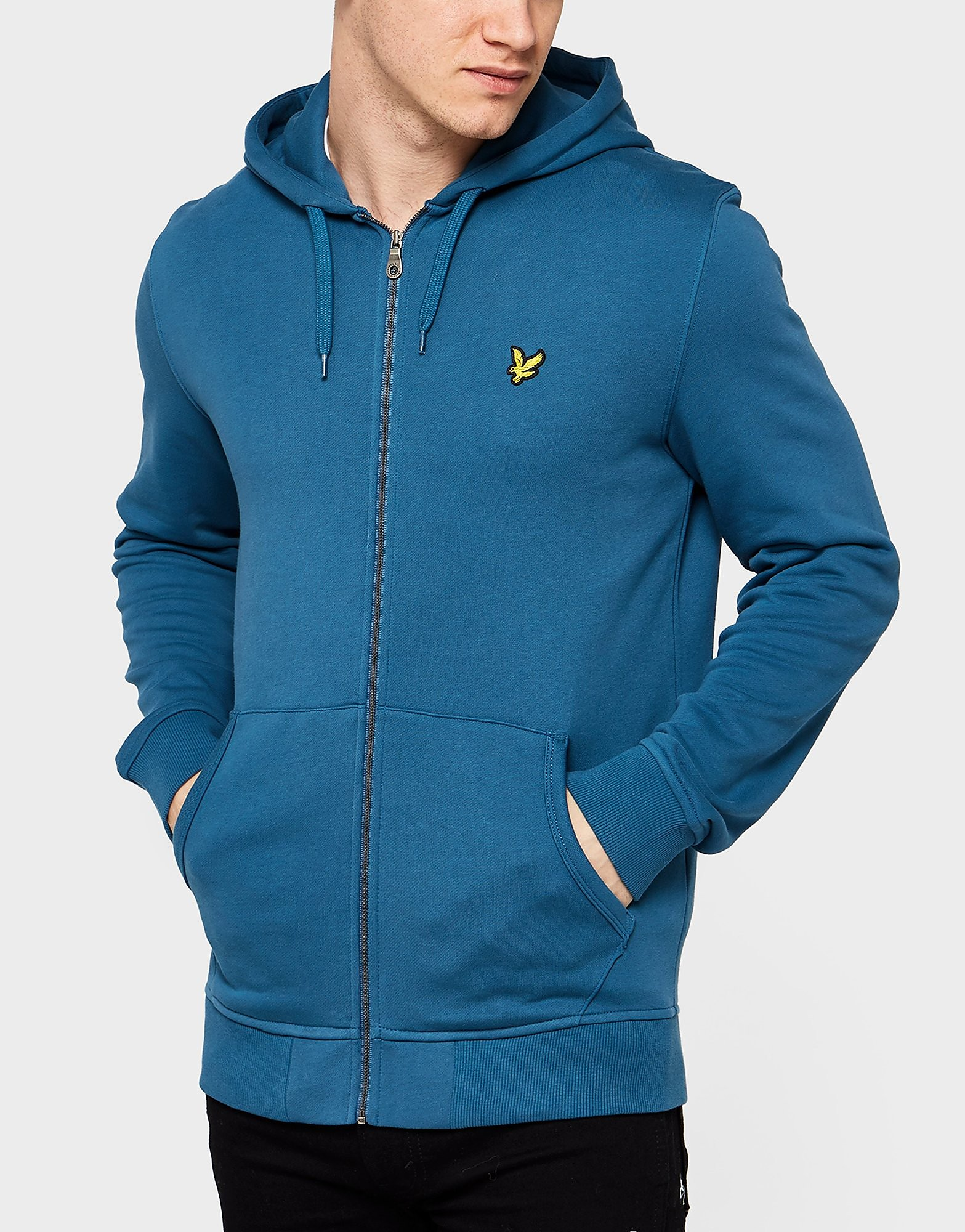 Lyle & Scott Full Zipped Hoody