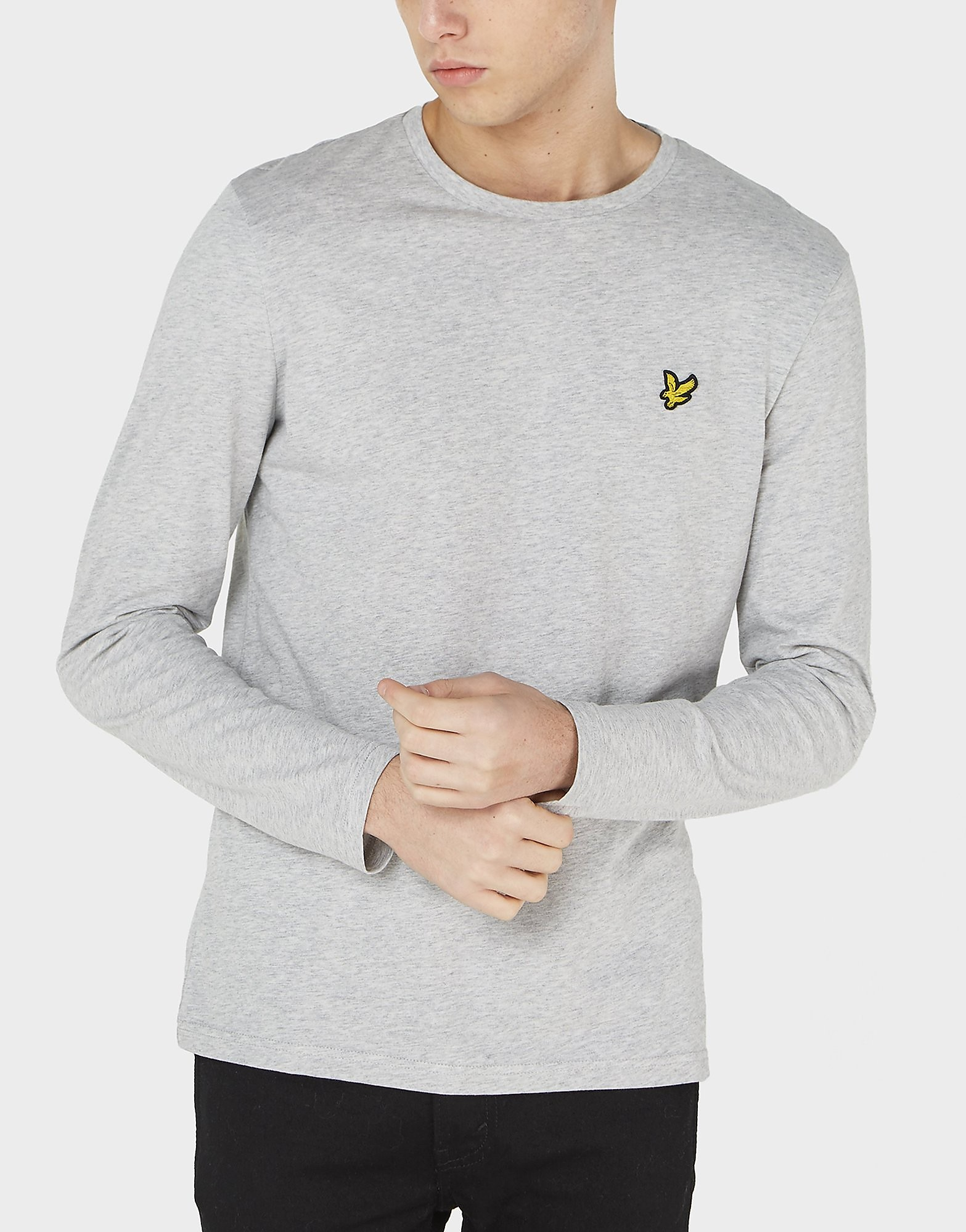Lyle & Scott Long Sleeve Crew Neck T-Shirt