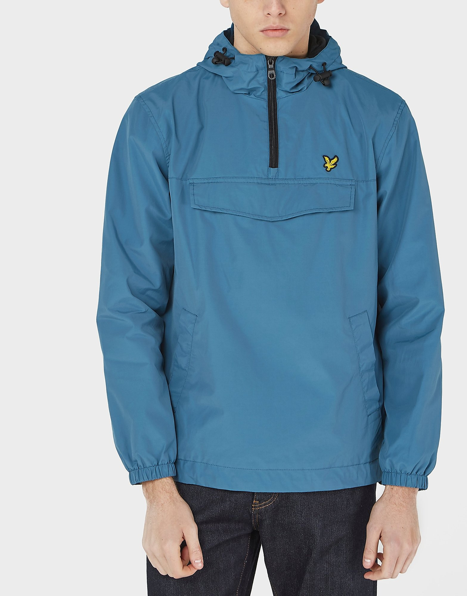 Lyle & Scott Overhead Lightweight Hooded Jacket