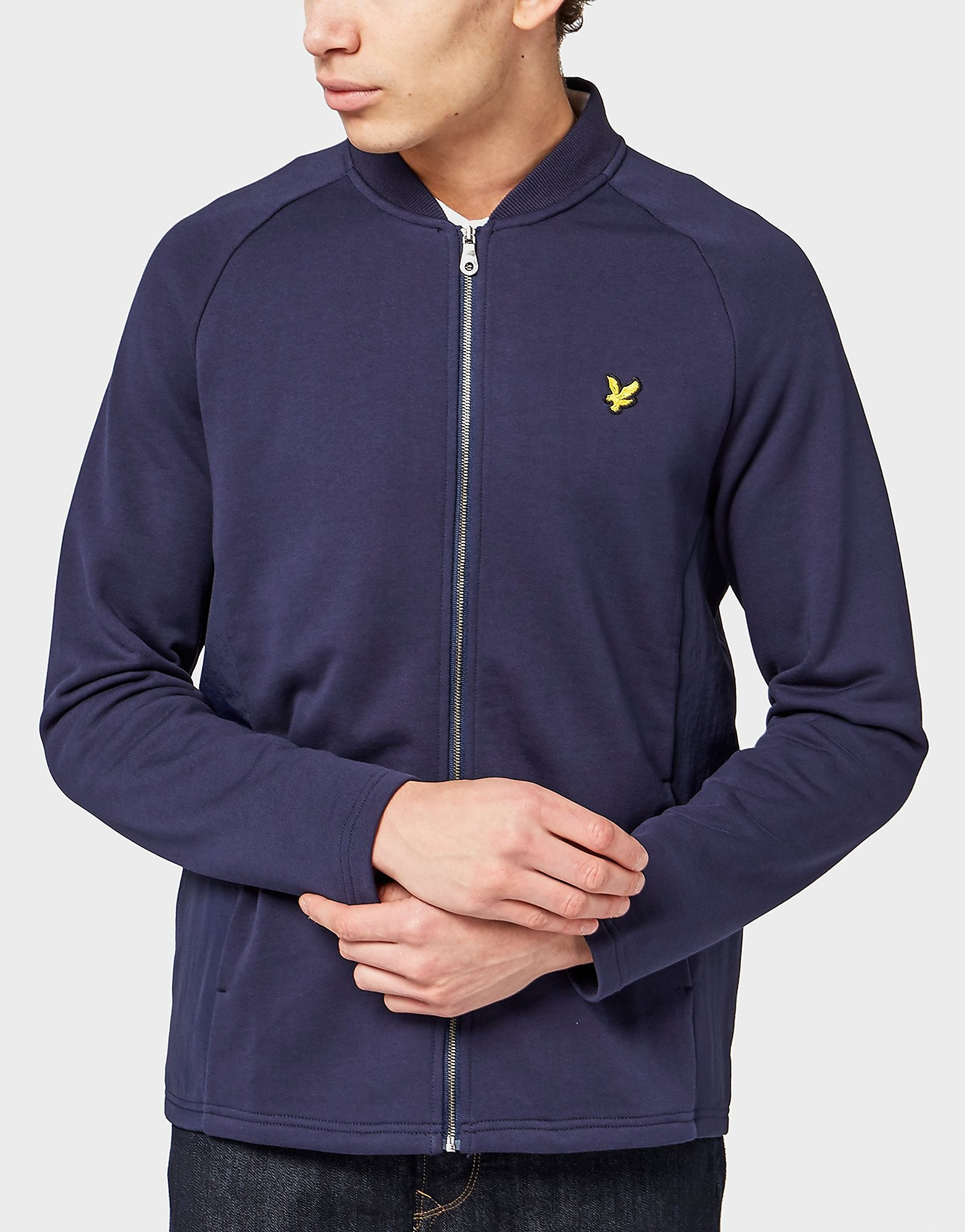 Lyle & Scott Seam Pocket Bomber Track Top