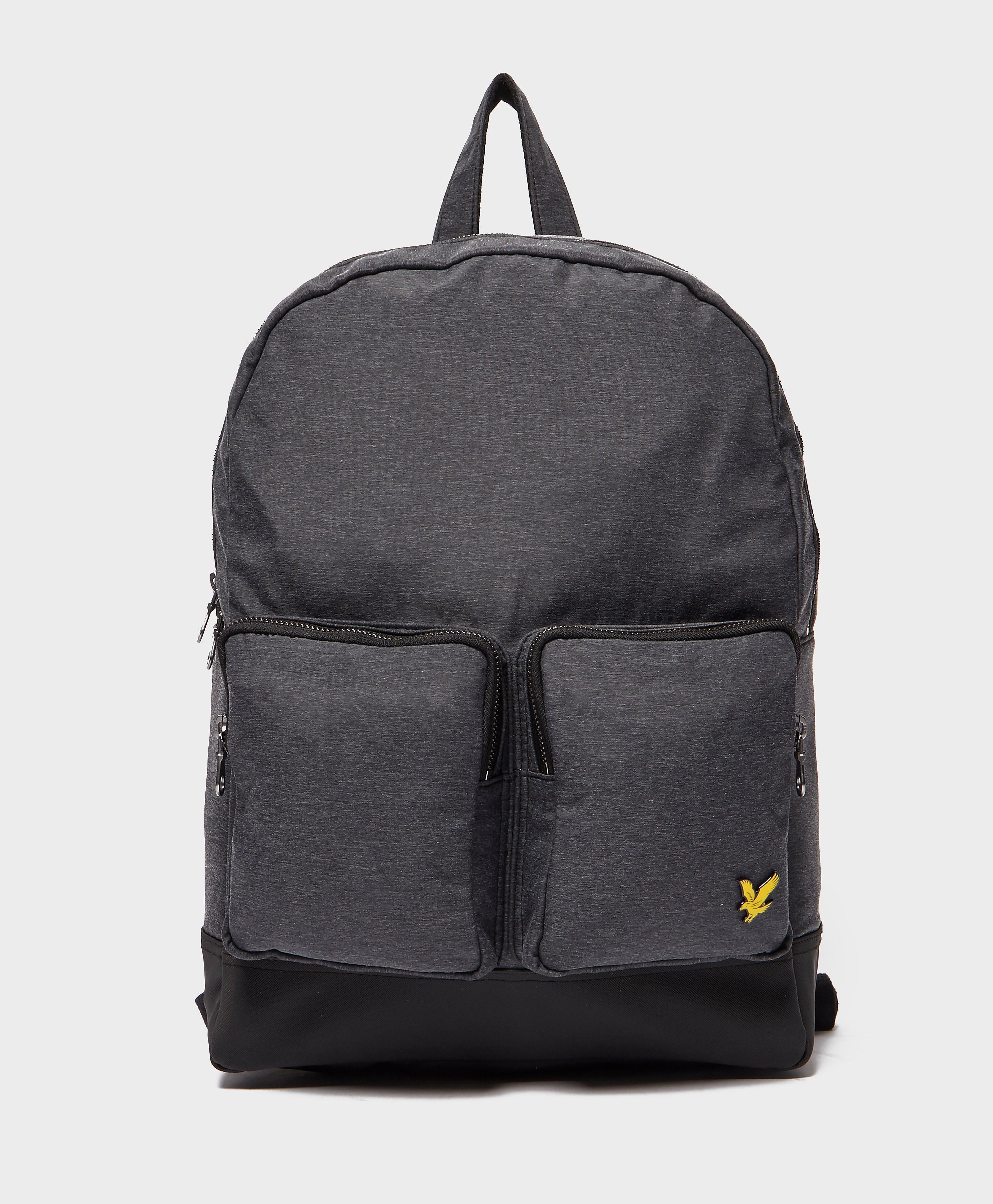 Lyle & Scott 2 Pocket Backpack