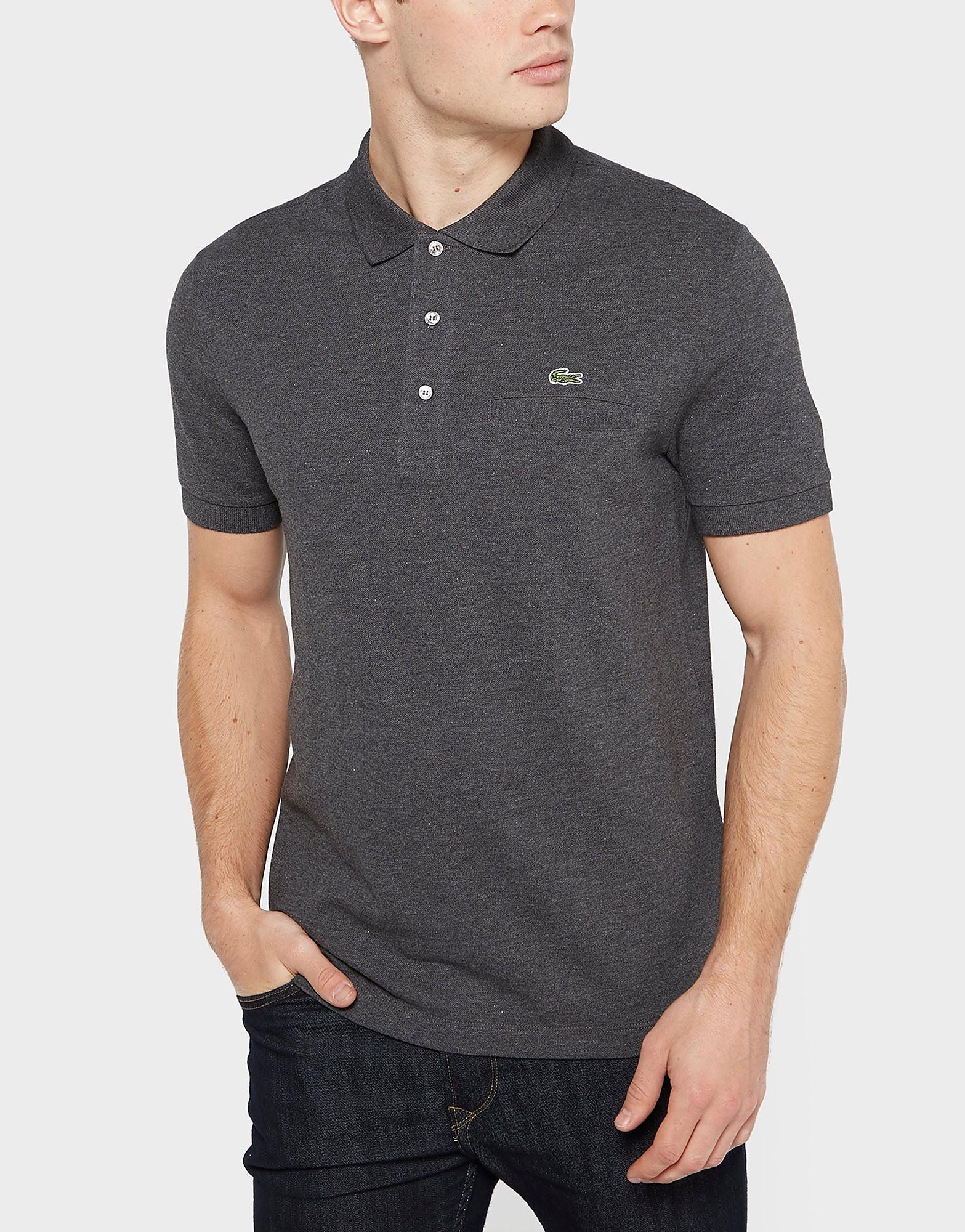Lacoste Pocket Pique Polo Shirt