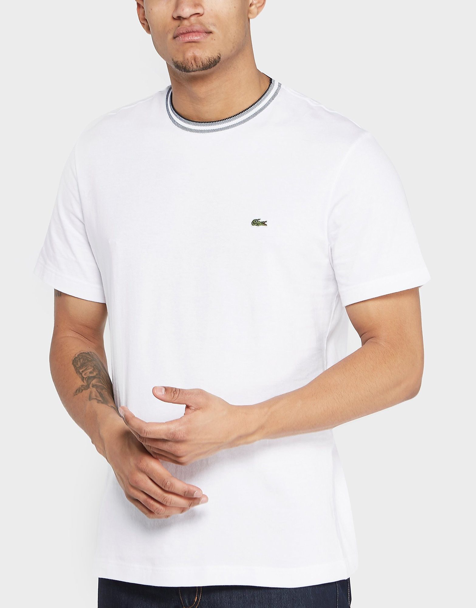 Lacoste Ringer Short Sleeve T-Shirt