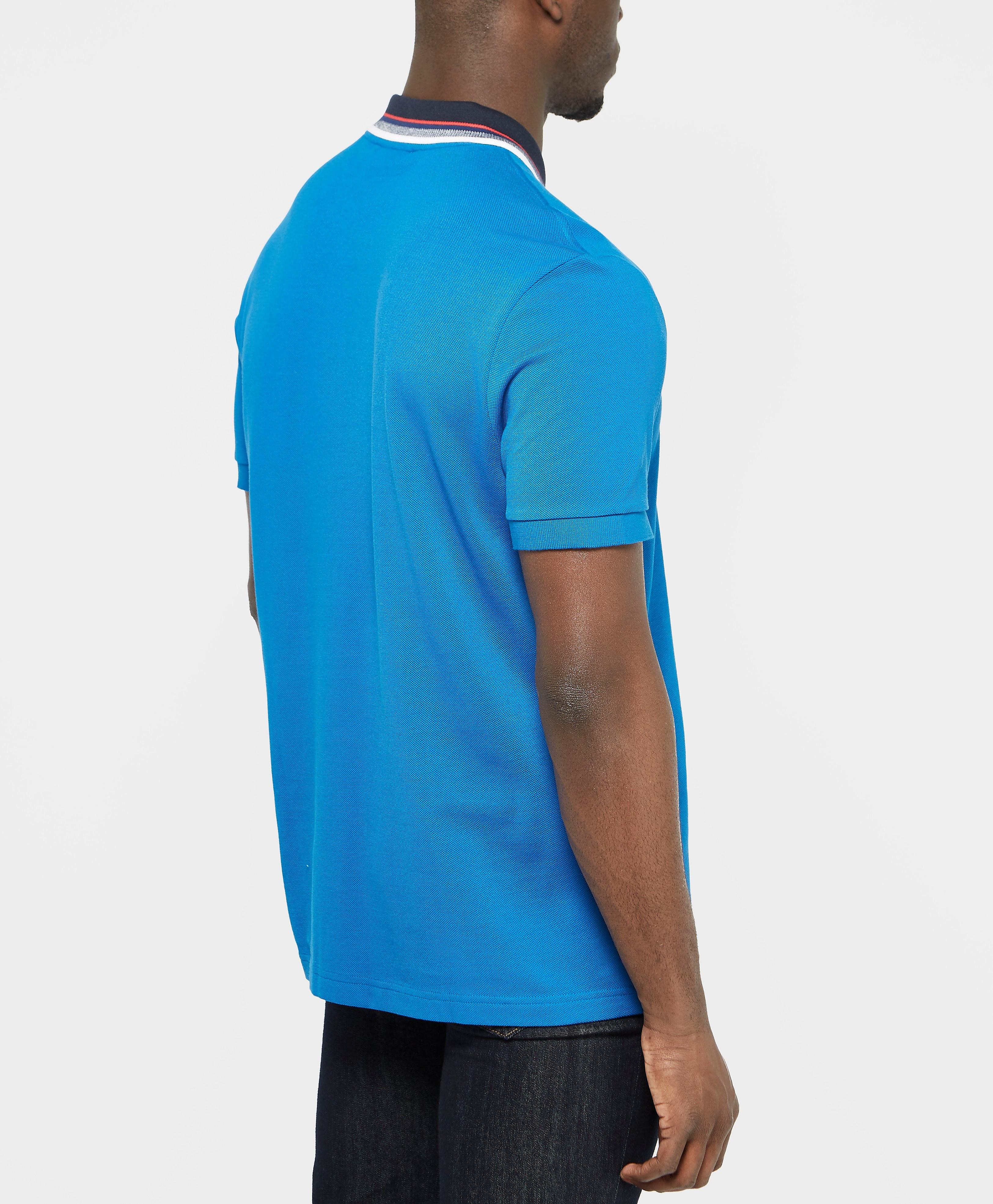Lacoste Collar Detail Polo Shirt