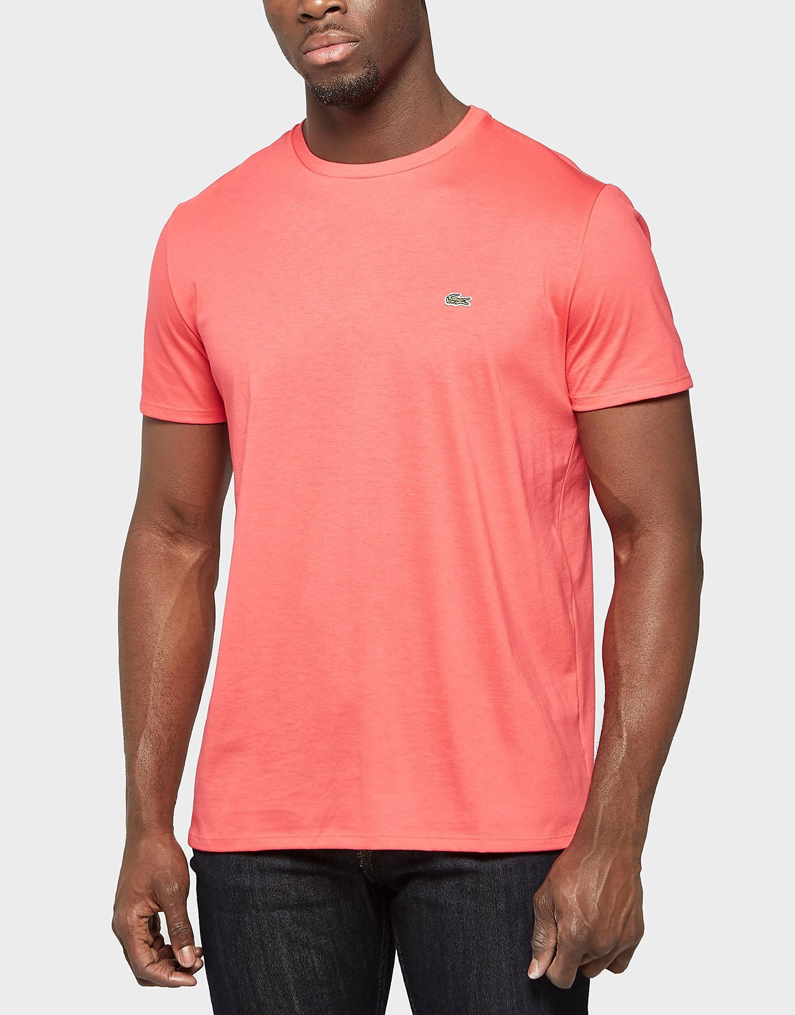 Lacoste Basic Crew T-Shirt