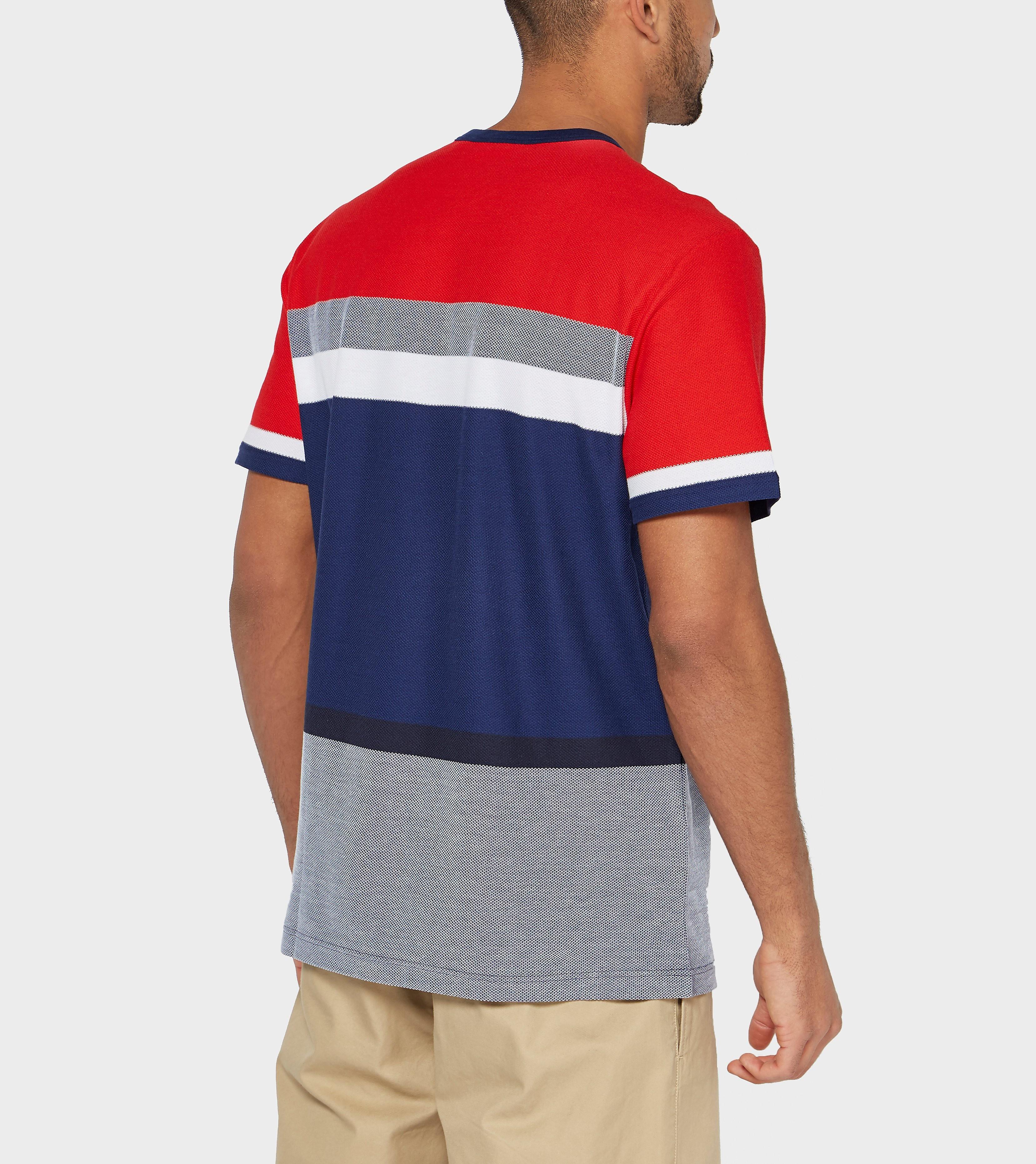 Lacoste Pique Collar T-Shirt