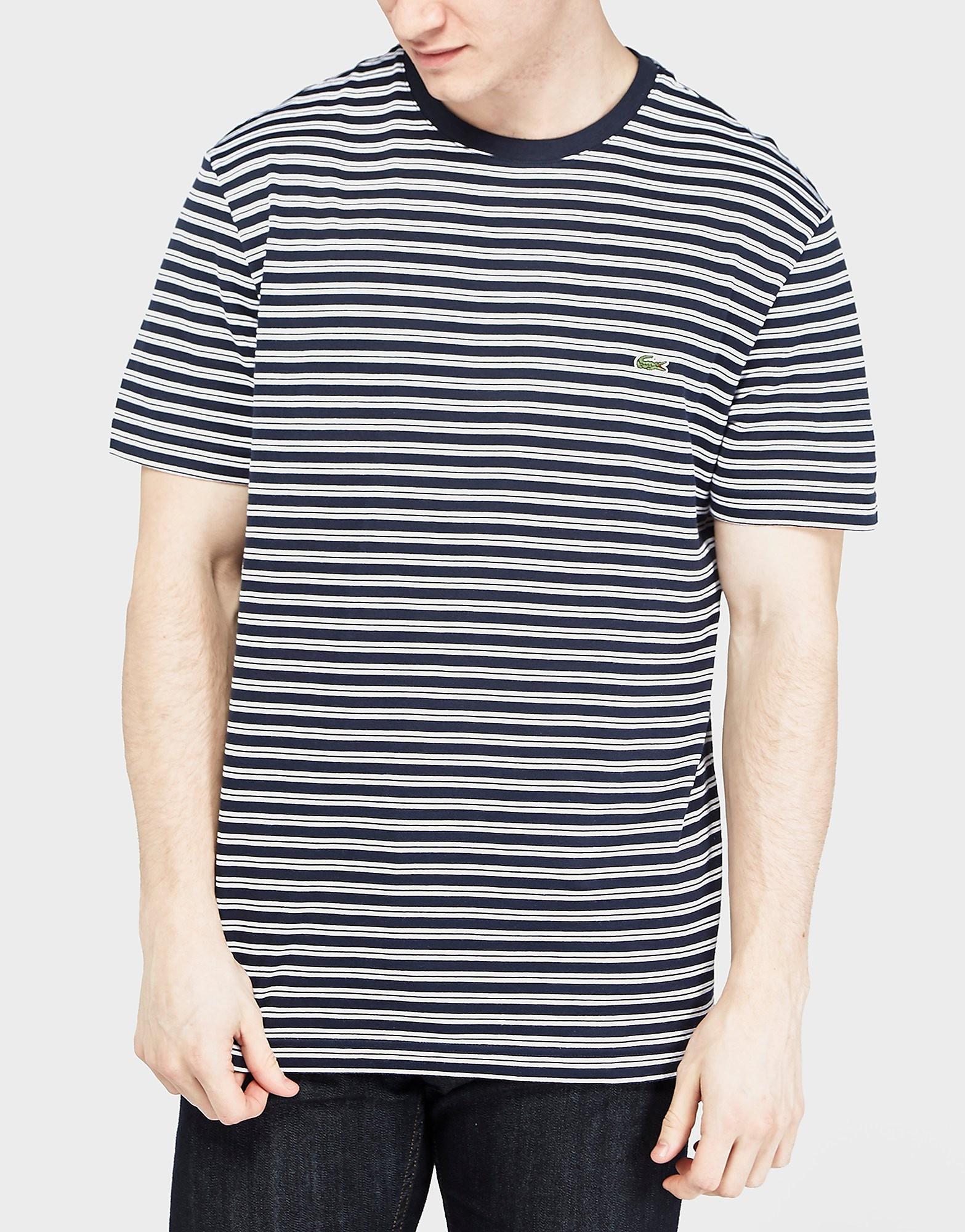 Lacoste Jersey Stripe T-Shirt