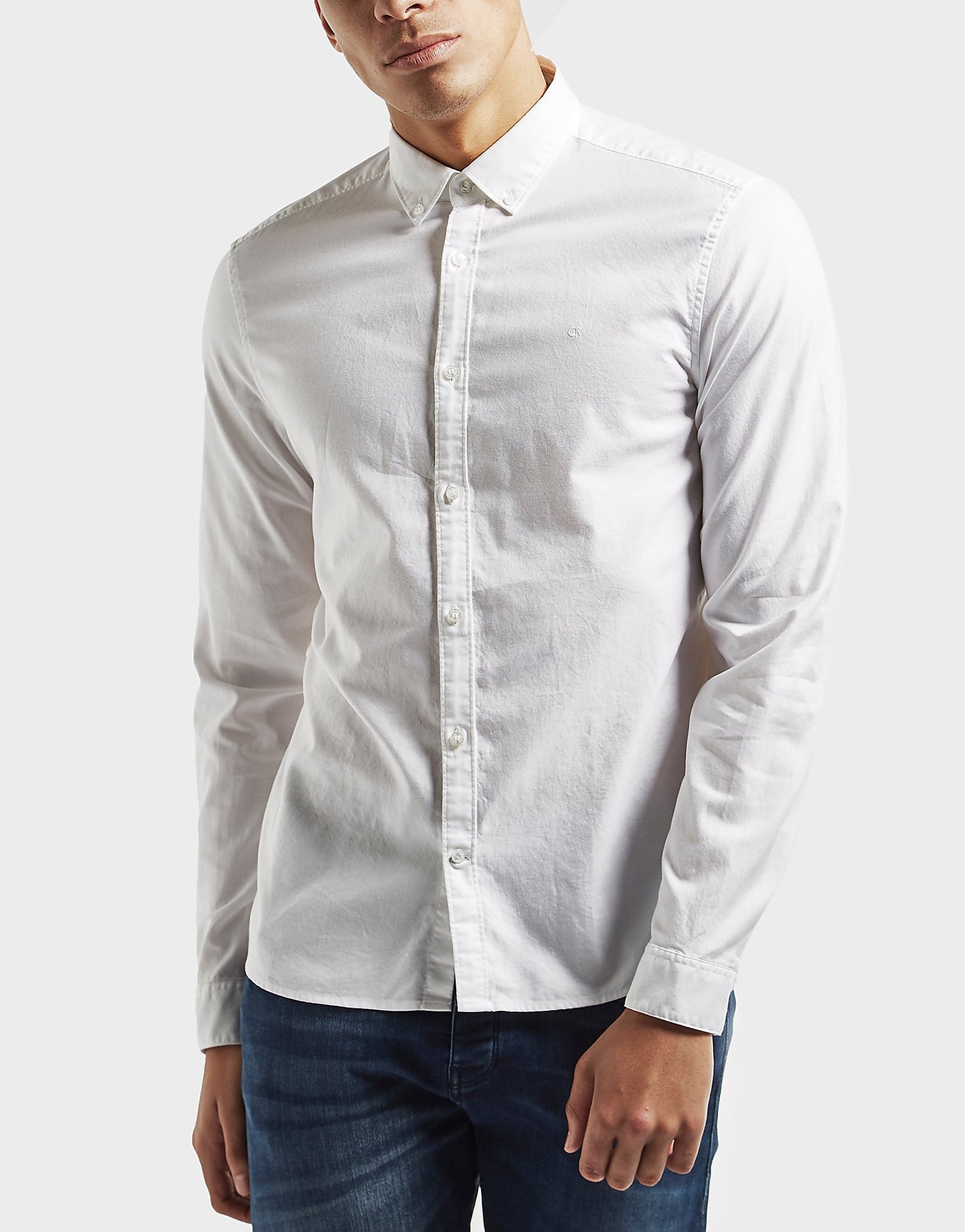 Calvin Klein Oxford Long Sleeve Shirt