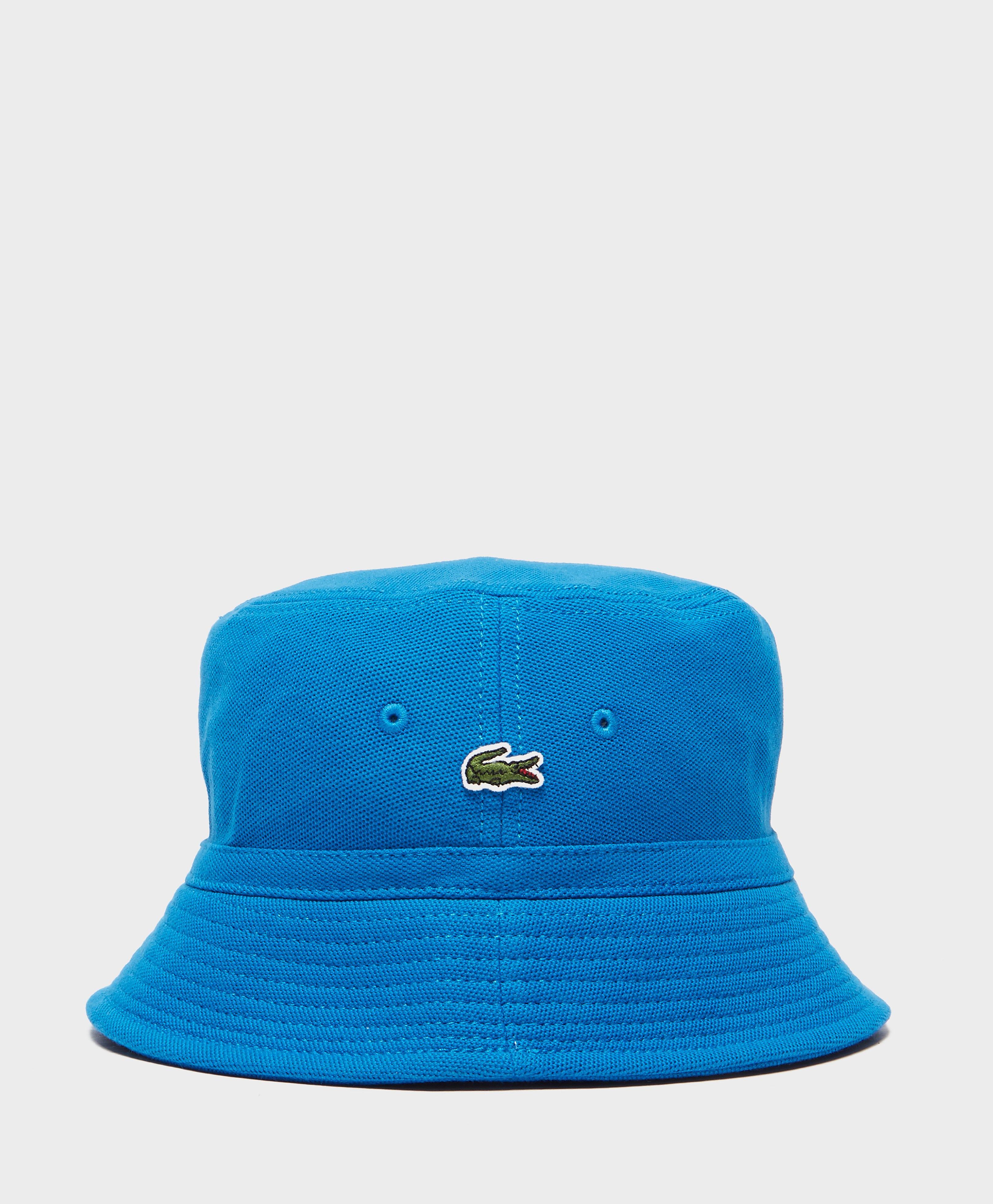 Lacoste Pique Bucket Hat