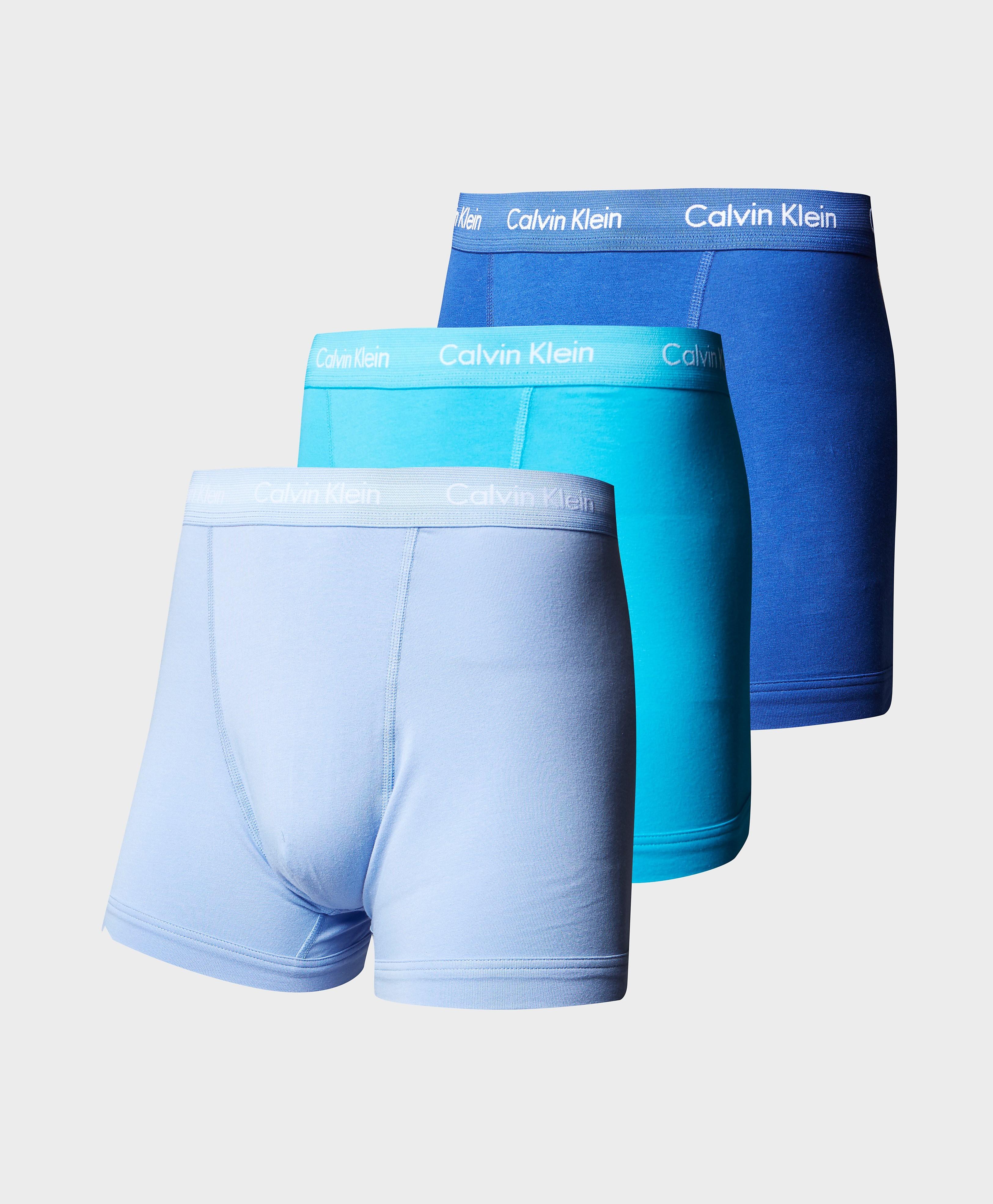 Calvin Klein 3 Pack Trunks