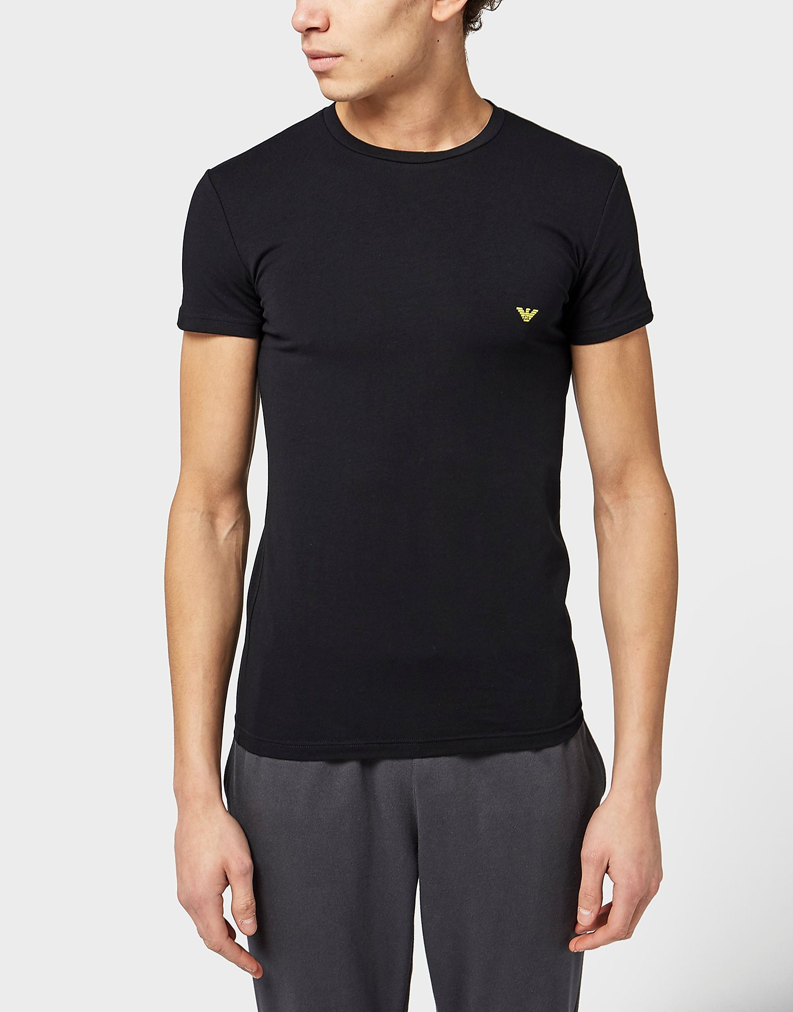 Emporio Armani Eagle Crew Short Sleeve T-Shirt