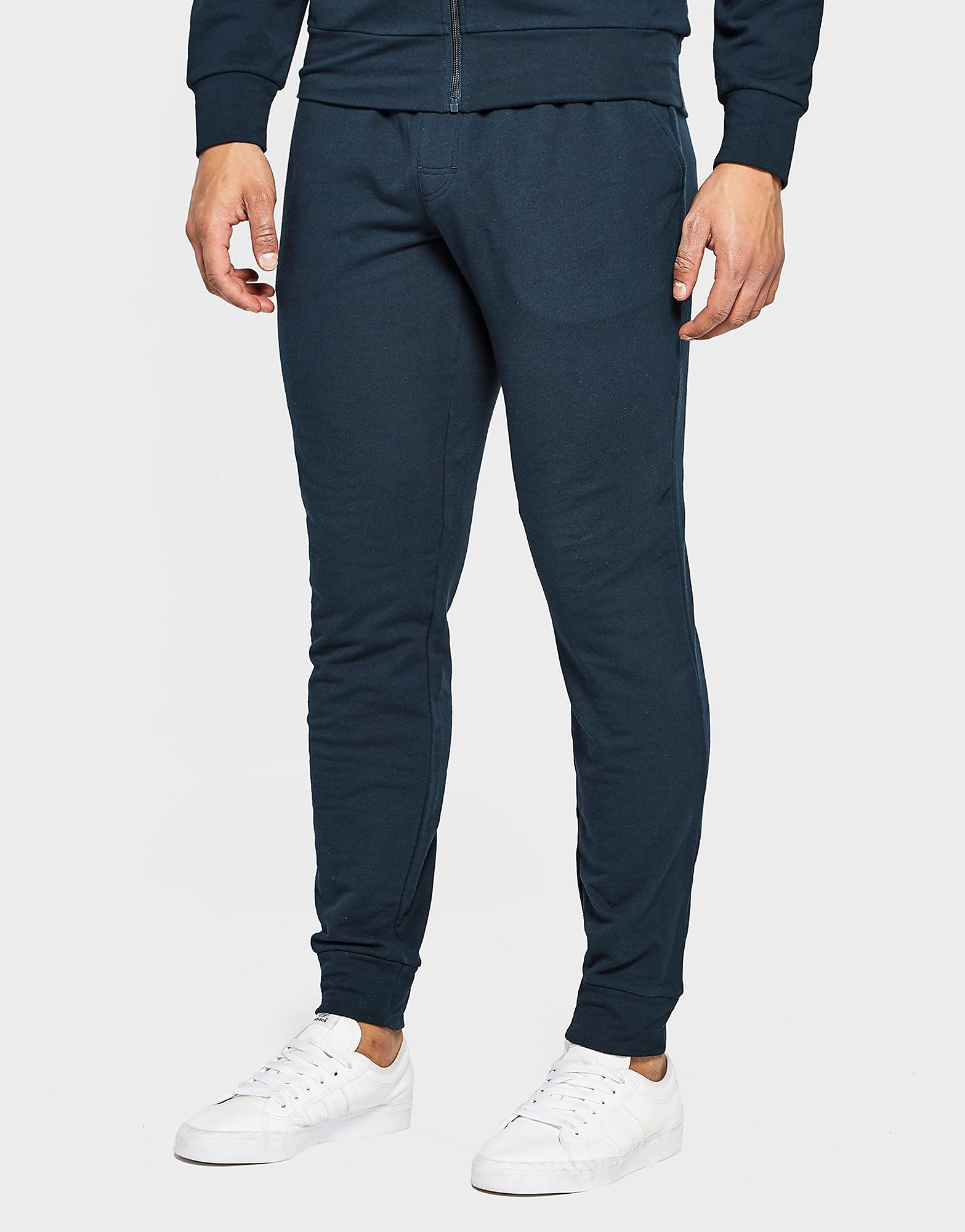Emporio Armani Back Eagle Cuff Trackpants