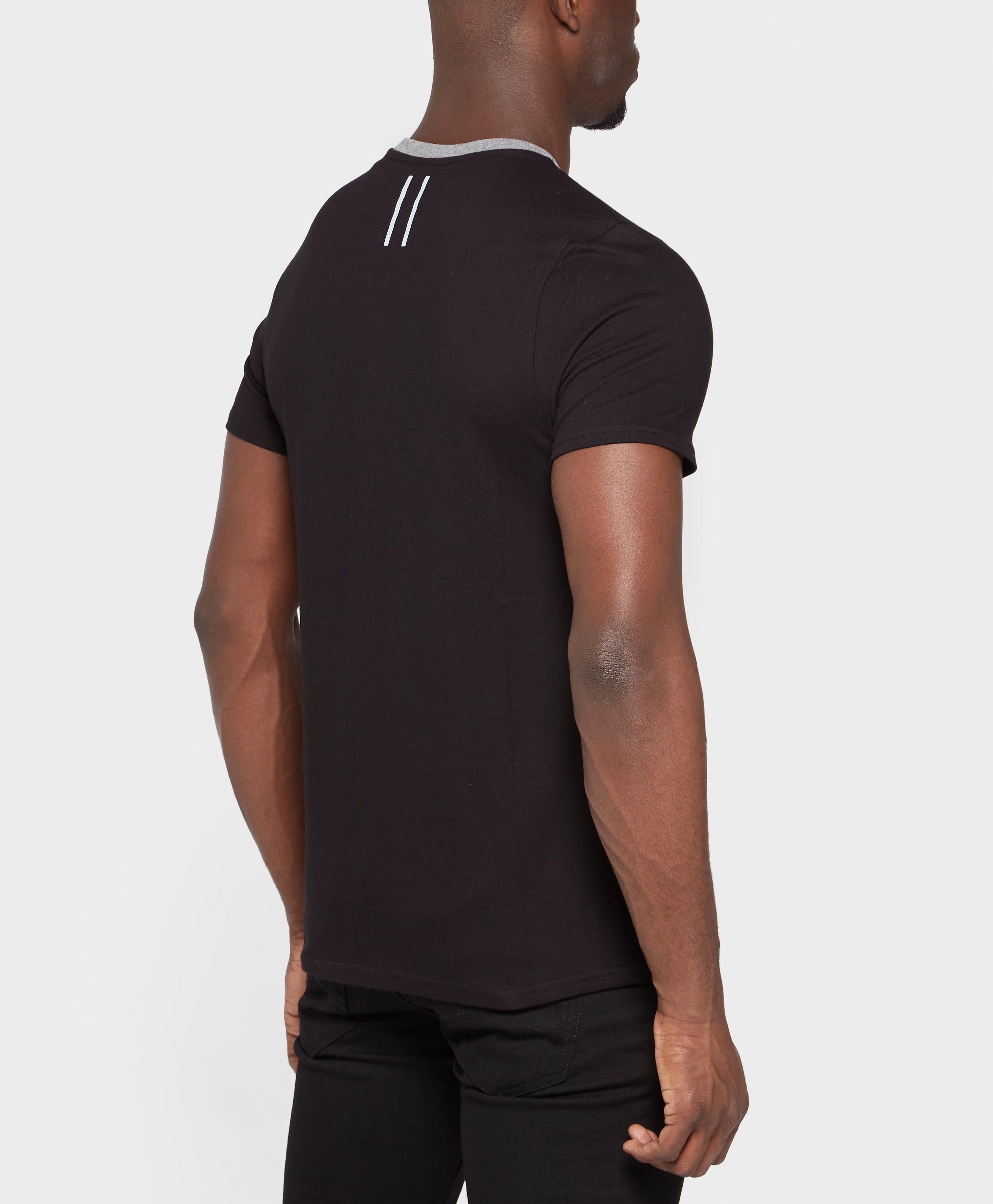 Henri Lloyd Black Marlin T-Shirt
