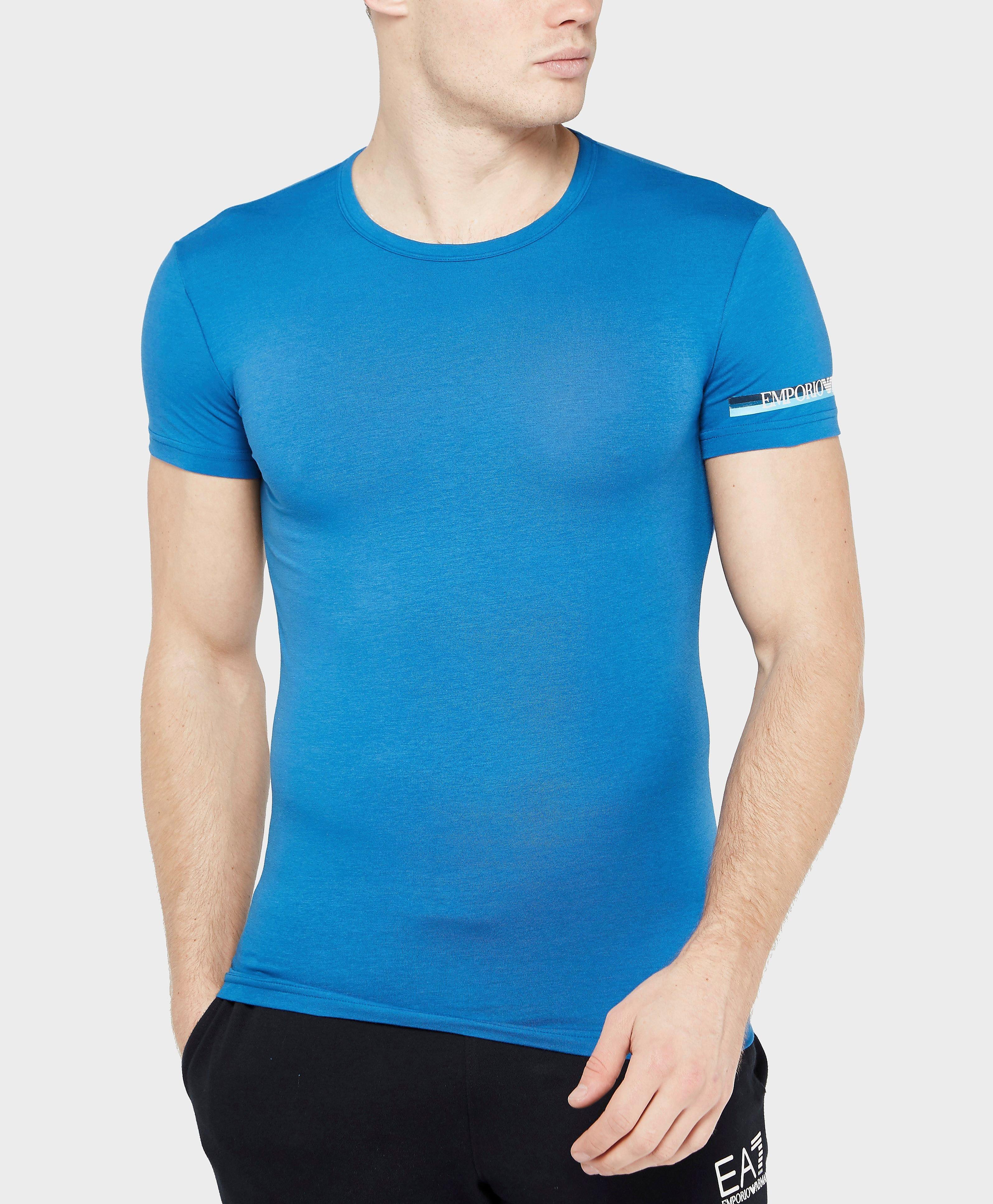 Emporio Armani Sleeve Brand T-Shirt