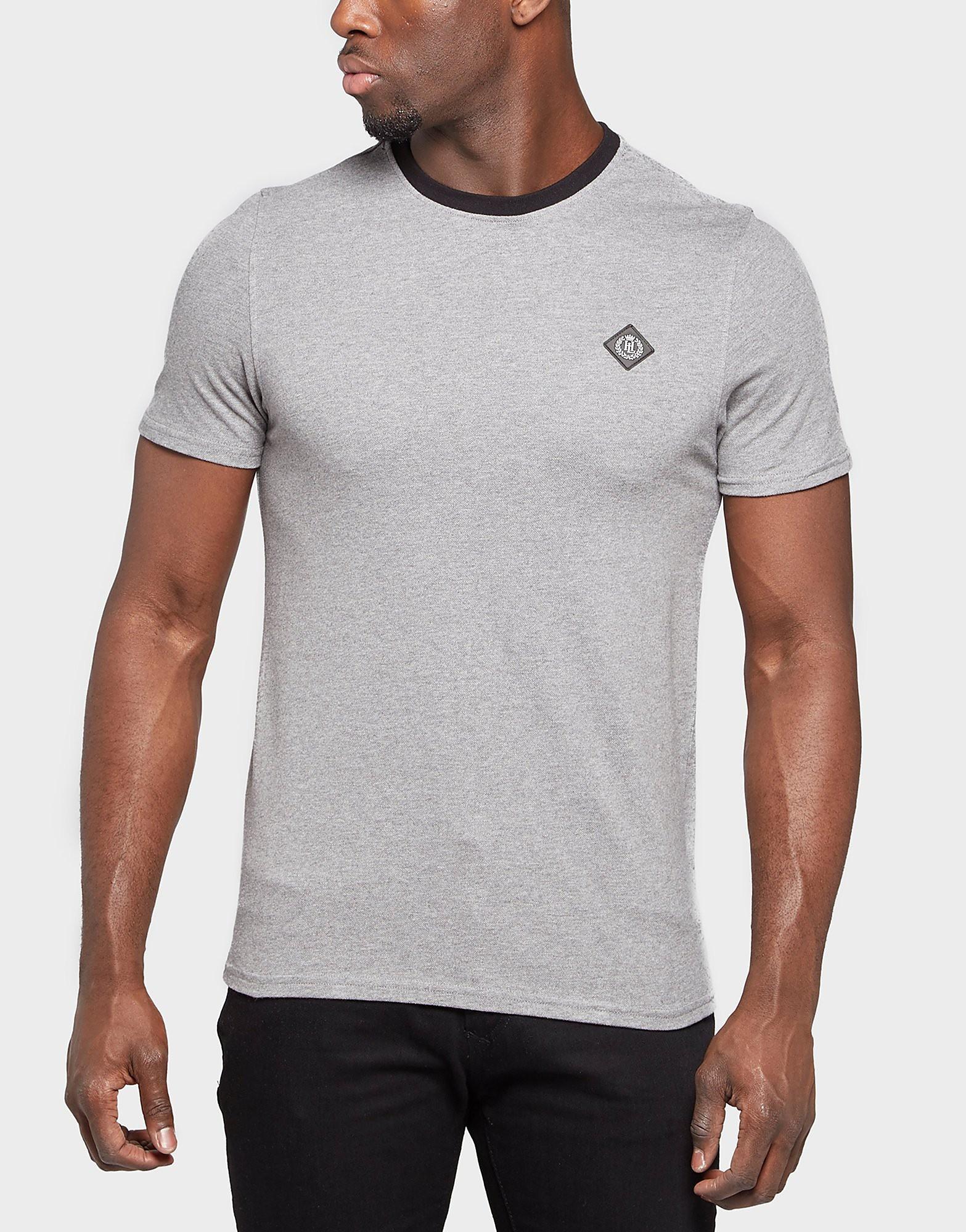 Henri Lloyd Black Marlin TShirt  Grey Grey