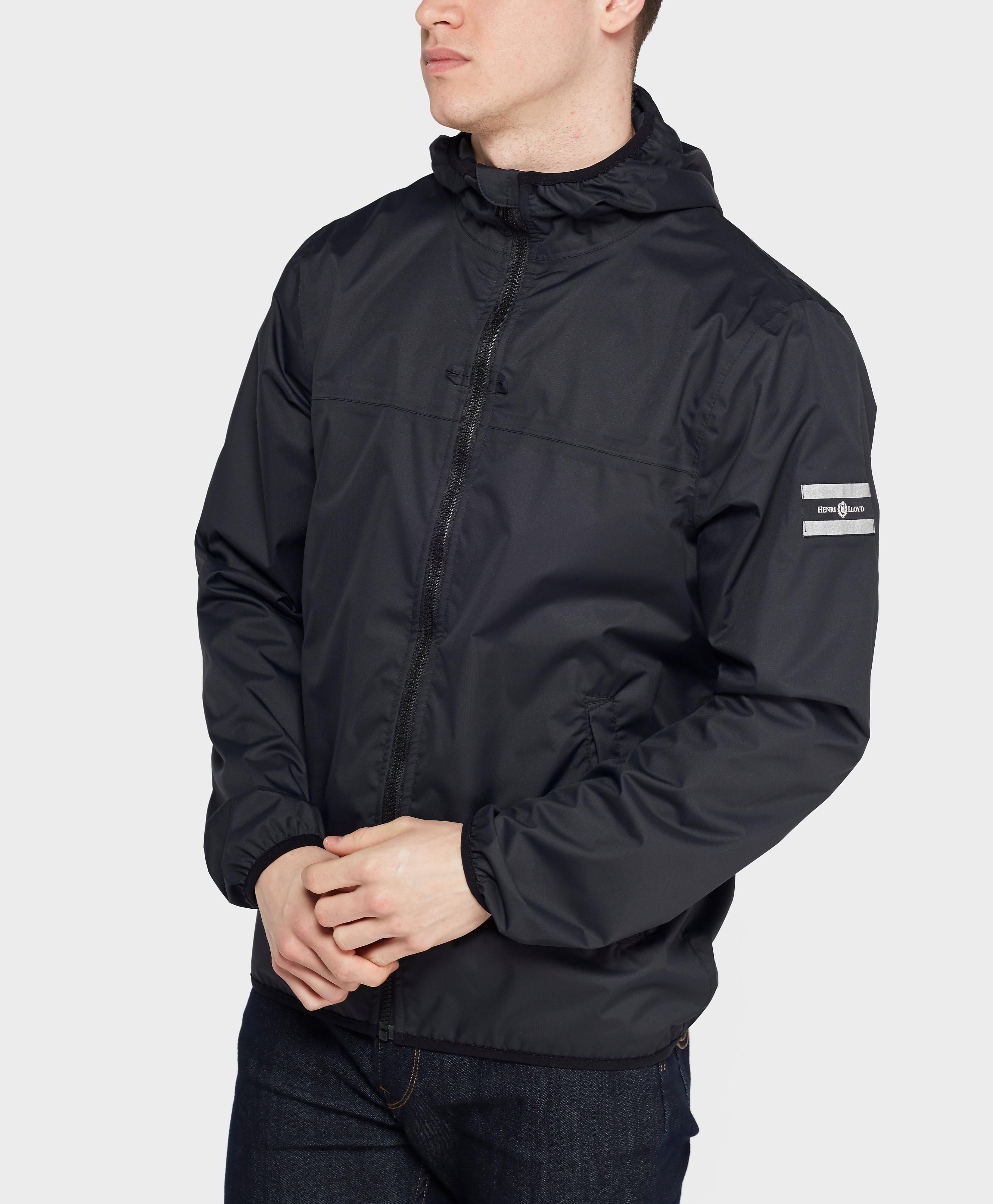 Henri Lloyd Satellite Lightweight Jacket  Black Black