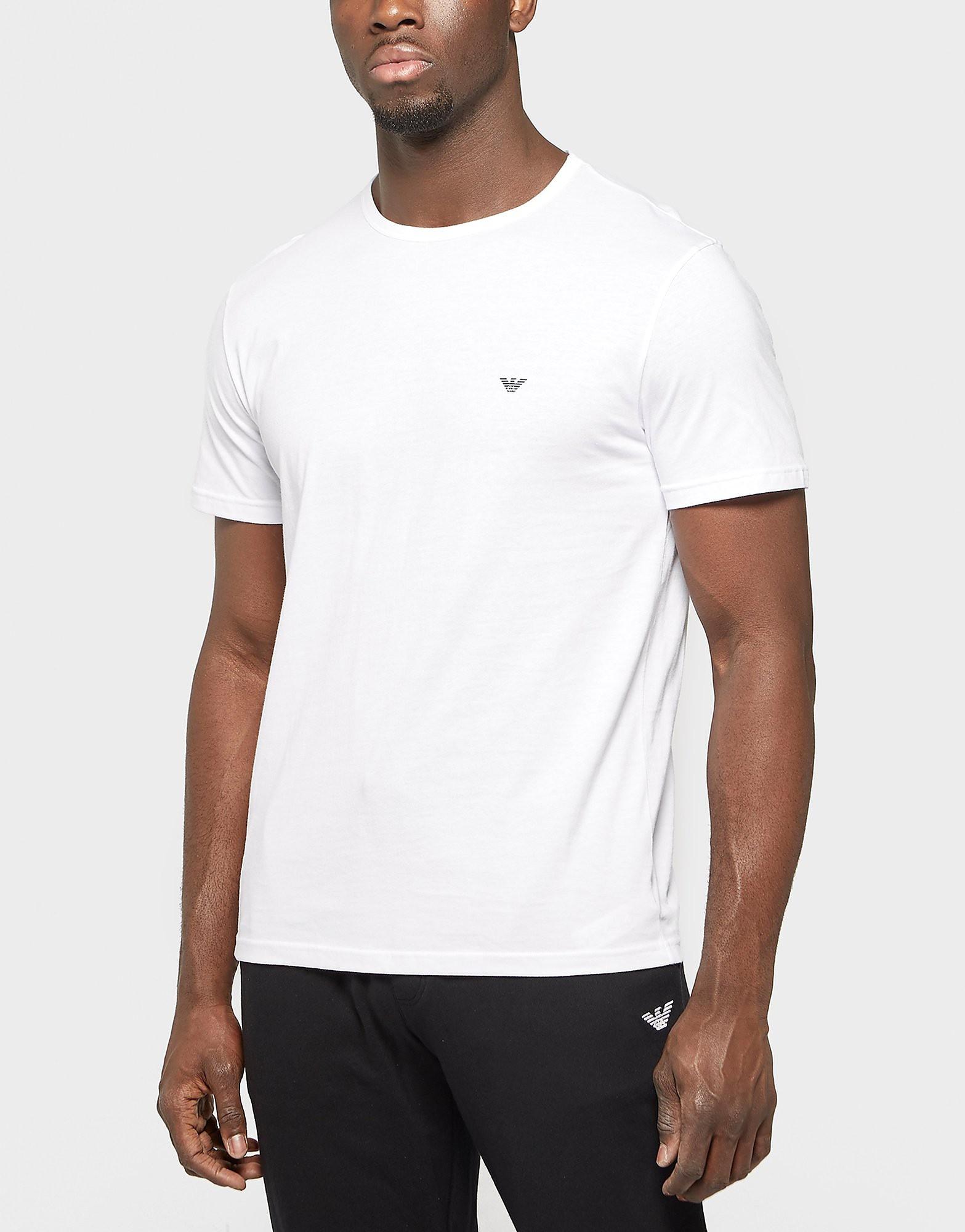 Emporio Armani Crew Neck T- Shirt