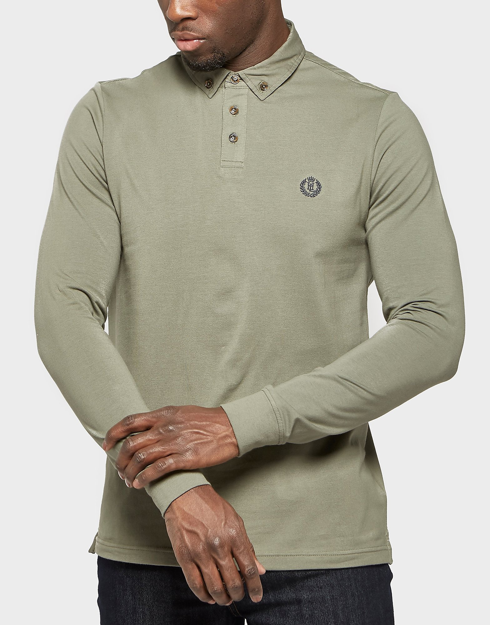 Henri Lloyd Adel Long Sleeve Polo Shirt
