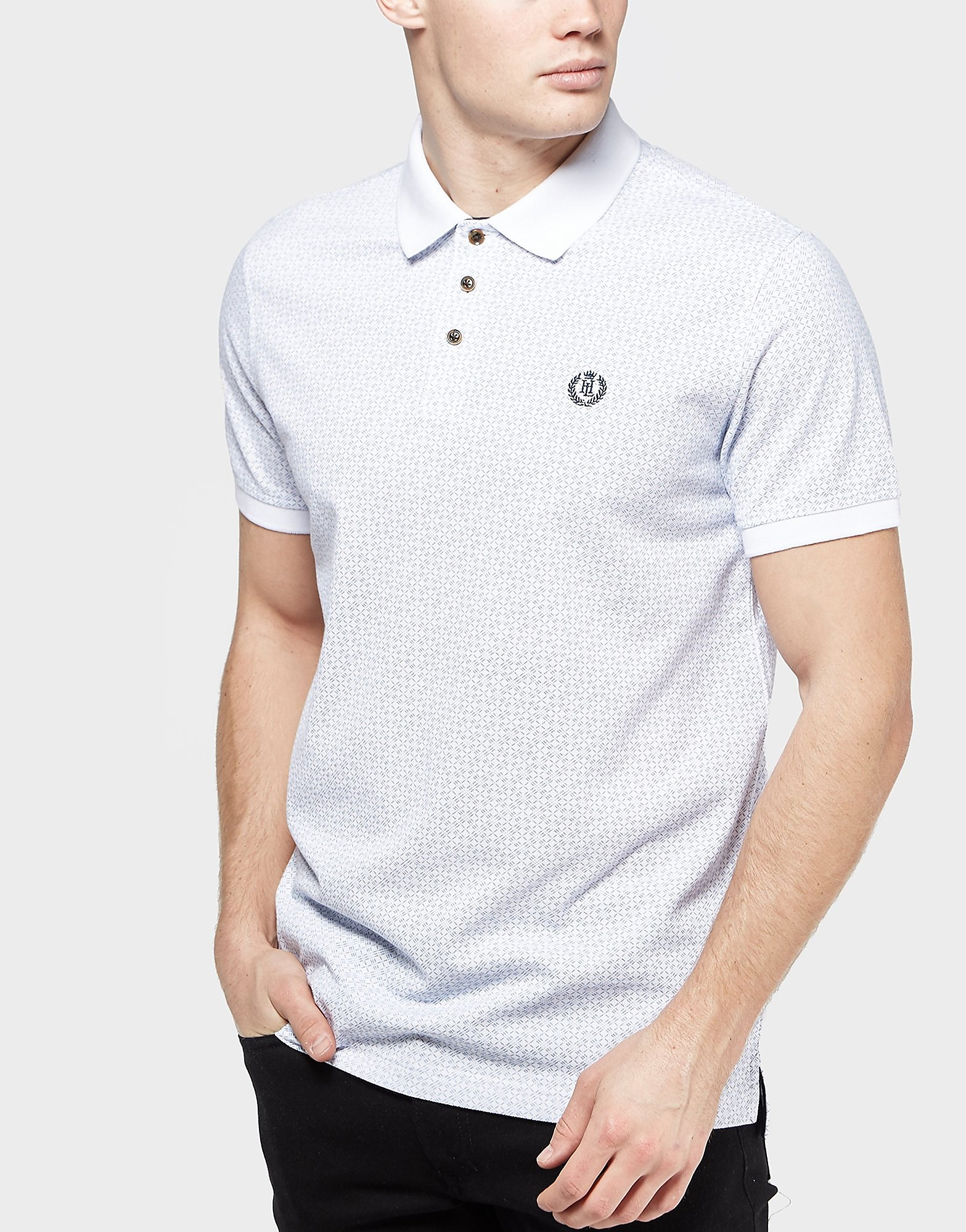 Henri Lloyd Flixton Polo Shirt  White White