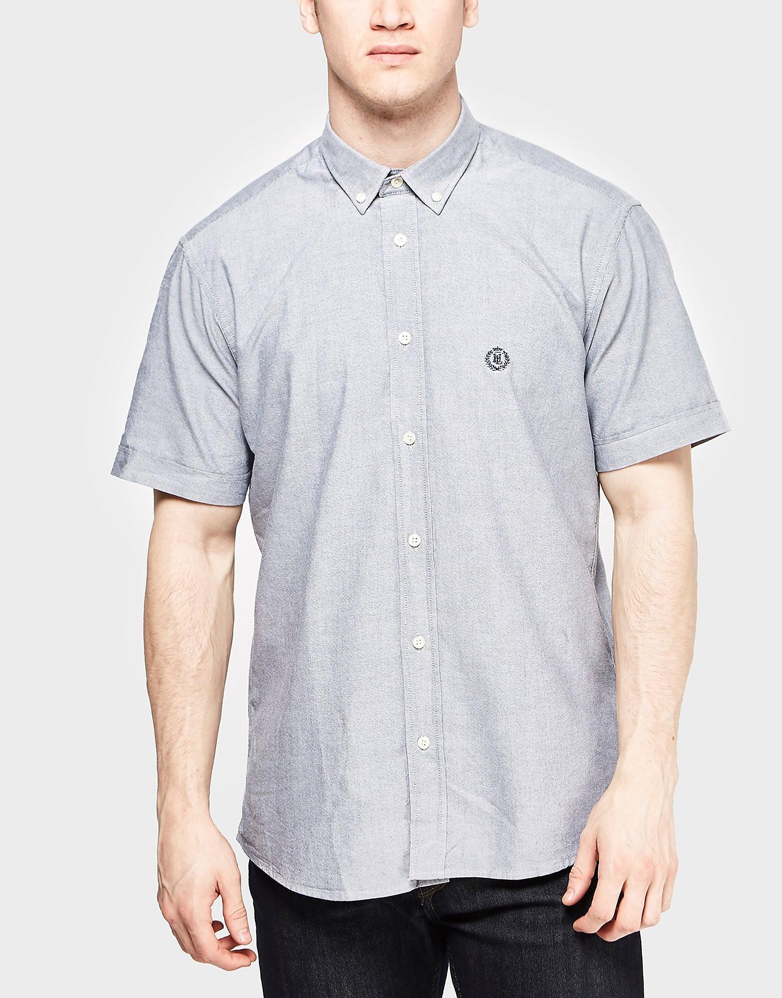 Henri Lloyd Short Sleeve Oxford Shirt