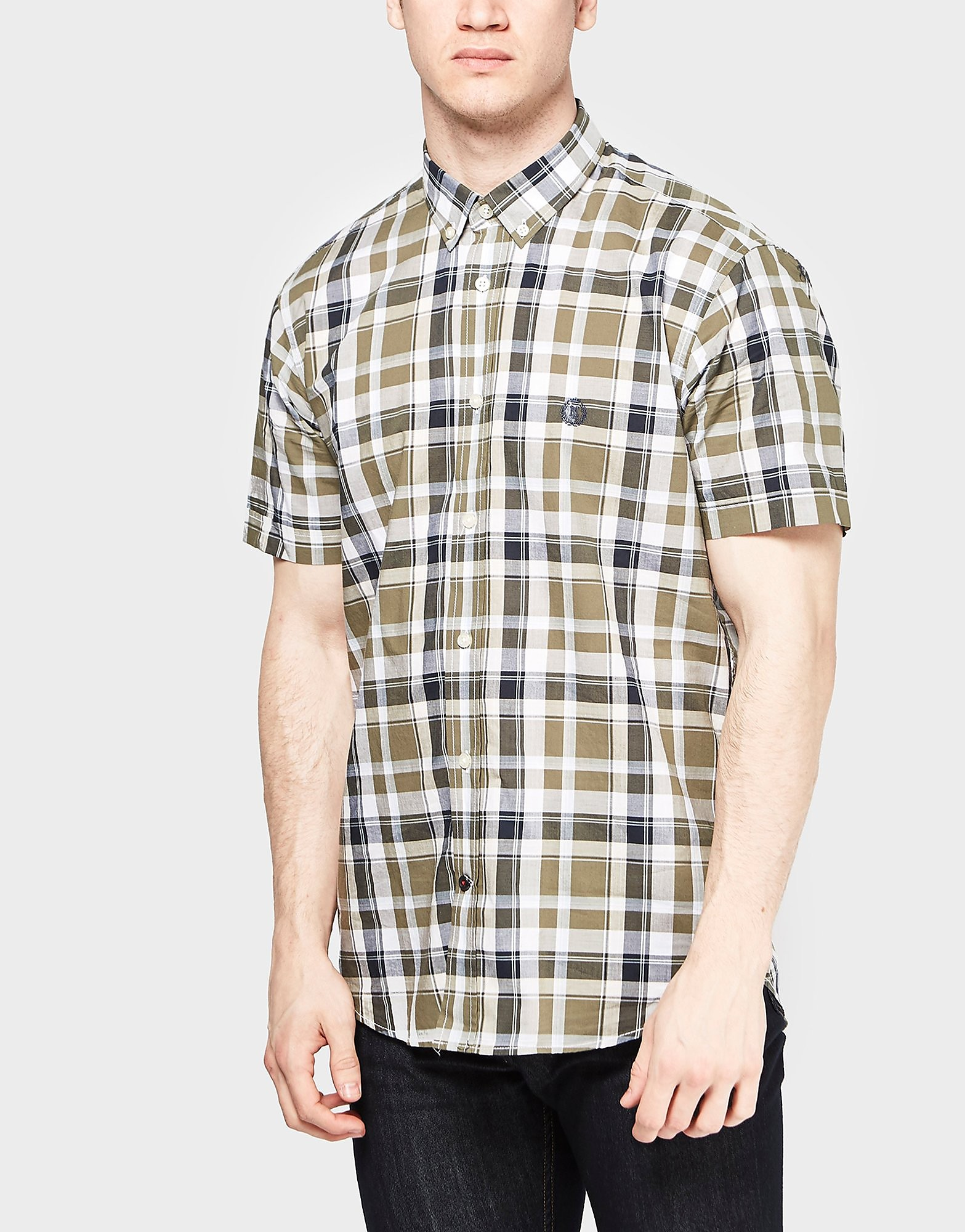 Henri Lloyd Quinton Check Short Sleeve Shirt