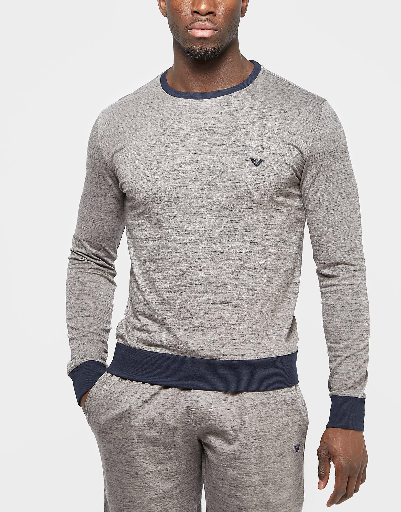 Emporio Armani Crew Sweatshirt