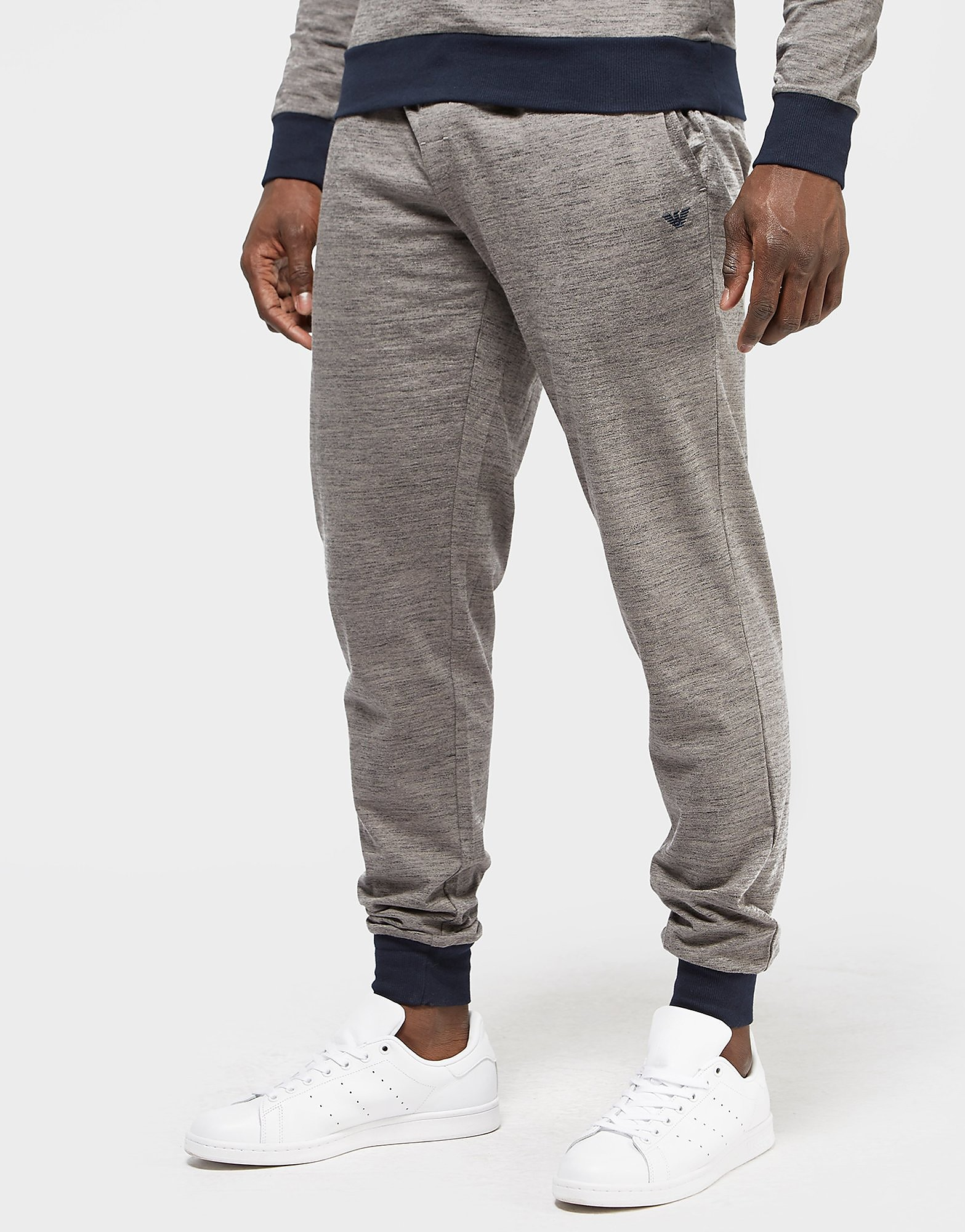 Emporio Armani Fleece Cuff Track Pants