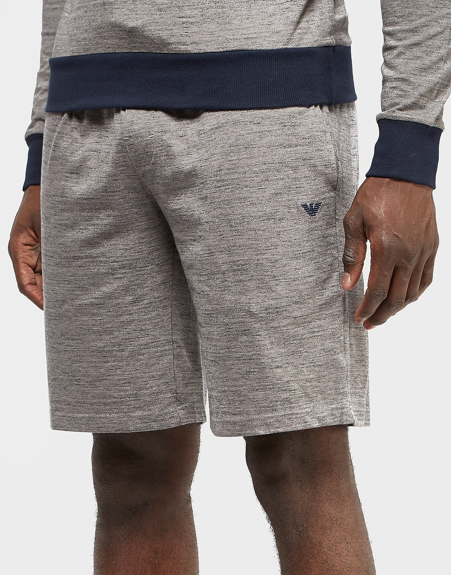 Emporio Armani Fleece Shorts