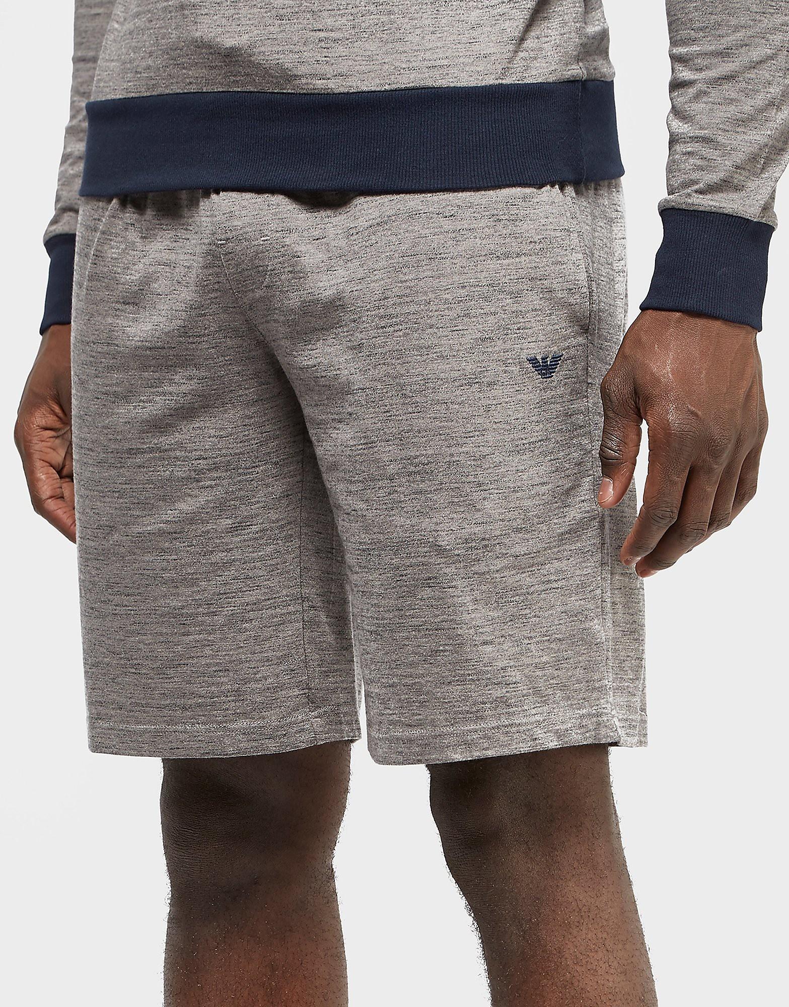 Emporio Armani Fleece Shorts
