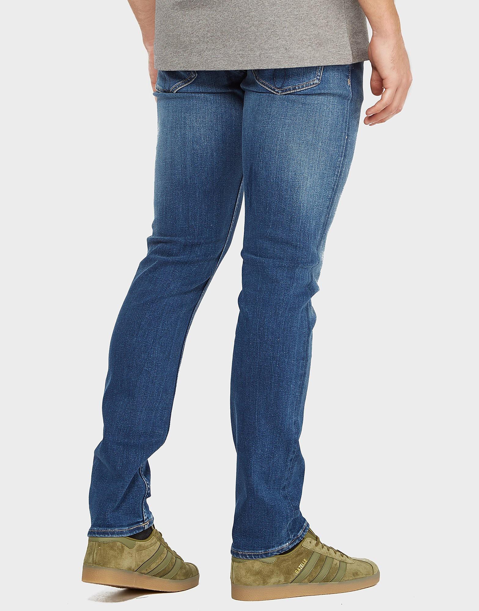 Calvin Klein Slim Straight Jeans