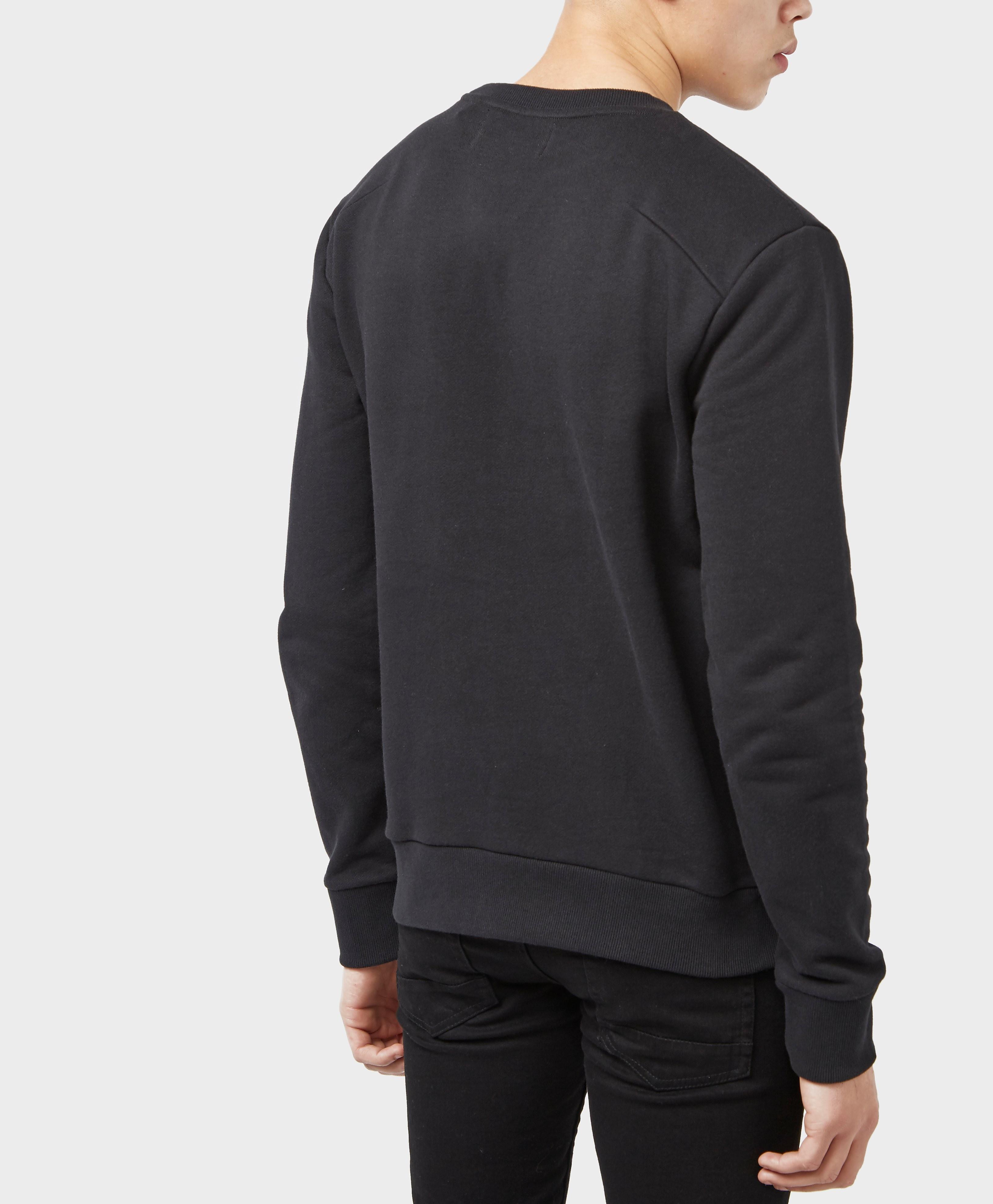 Calvin Klein Chest Logo Crew Sweatshirt