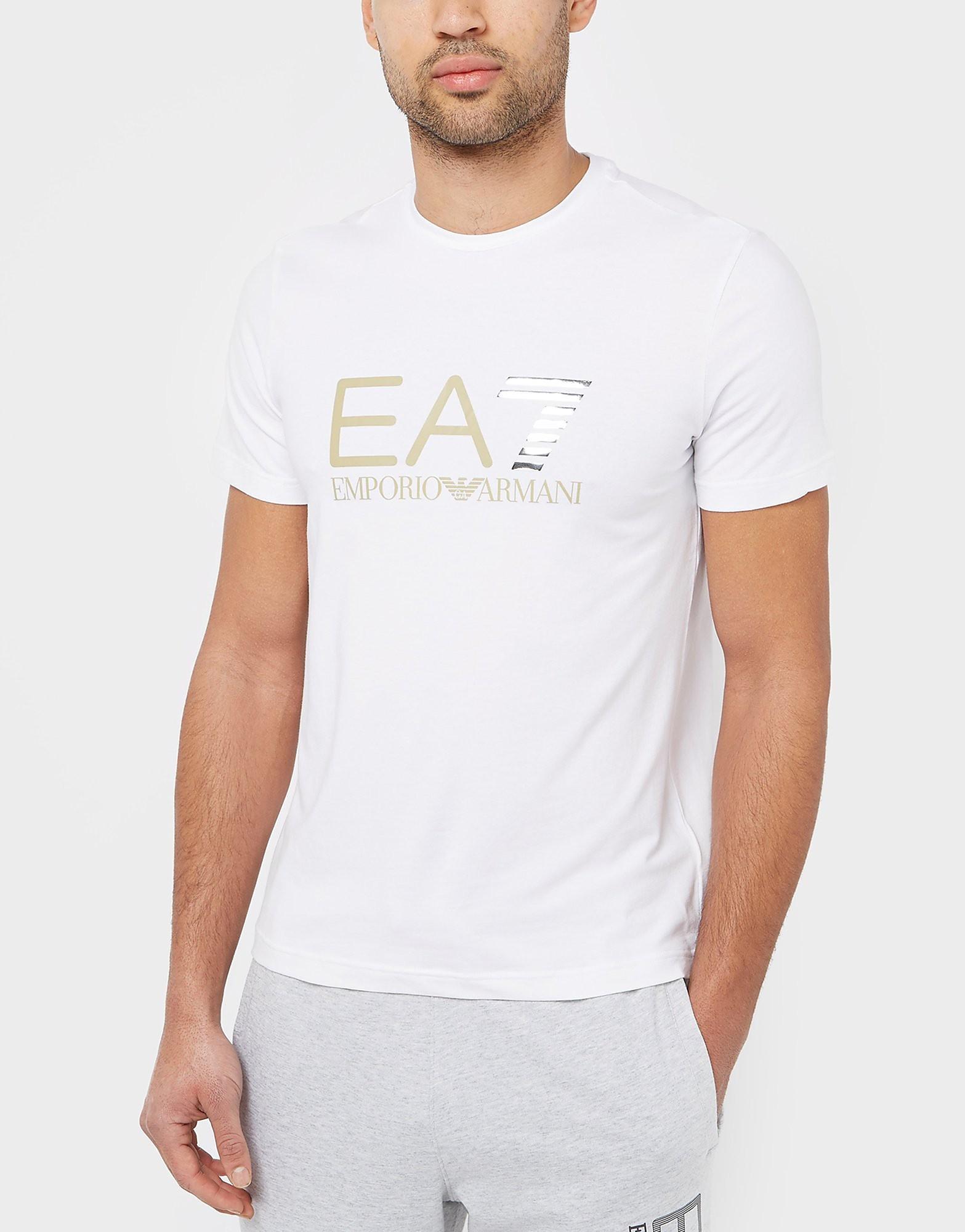 Emporio Armani EA7 Foil Logo T-Shirt