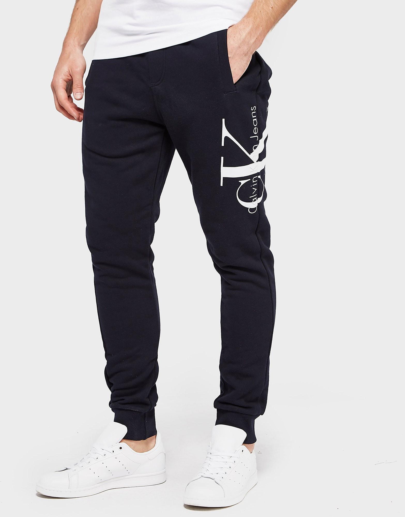 Calvin Klein Haro3 Logo Cuffed Track Pants