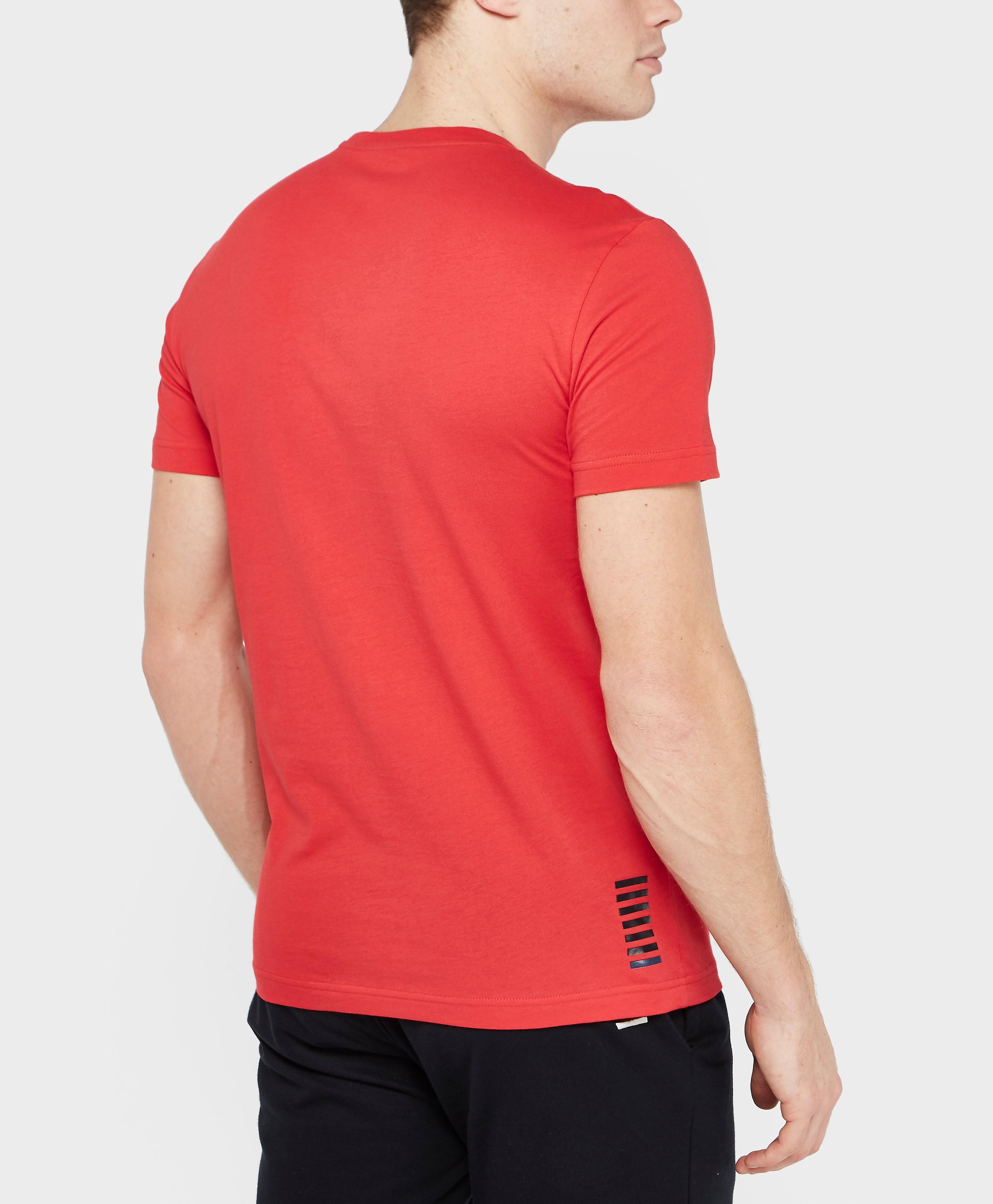 Emporio Armani EA7 Core Jersey Crew T-Shirt