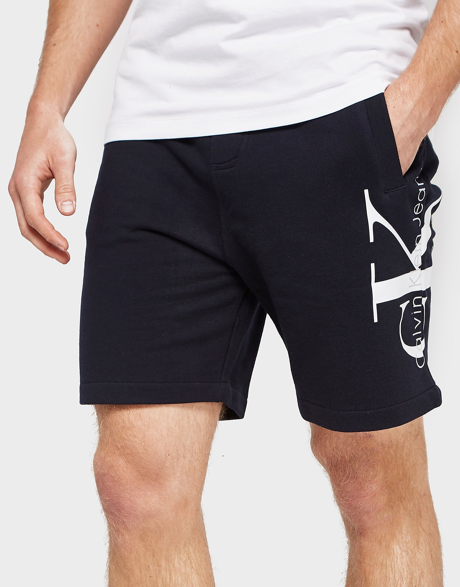 Calvin Klein Haro4 Logo Shorts