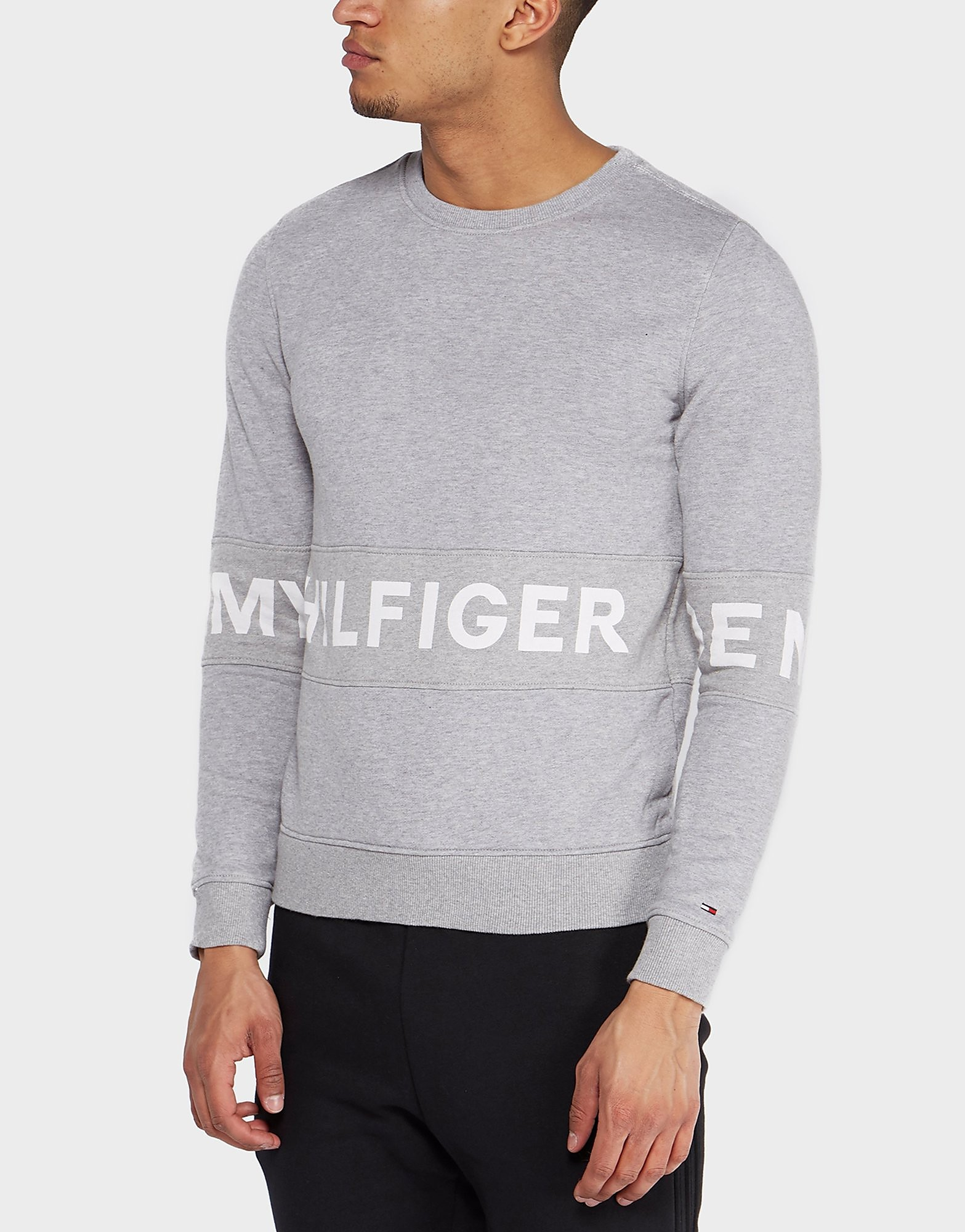 Tommy Hilfiger Branded Sweatshirt