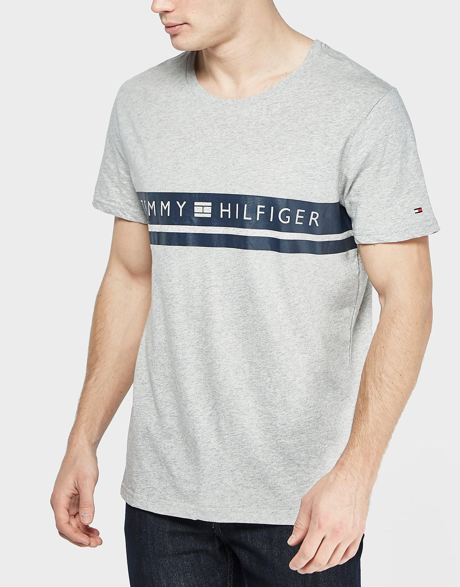 Tommy Hilfiger Logo Crew T-Shirt