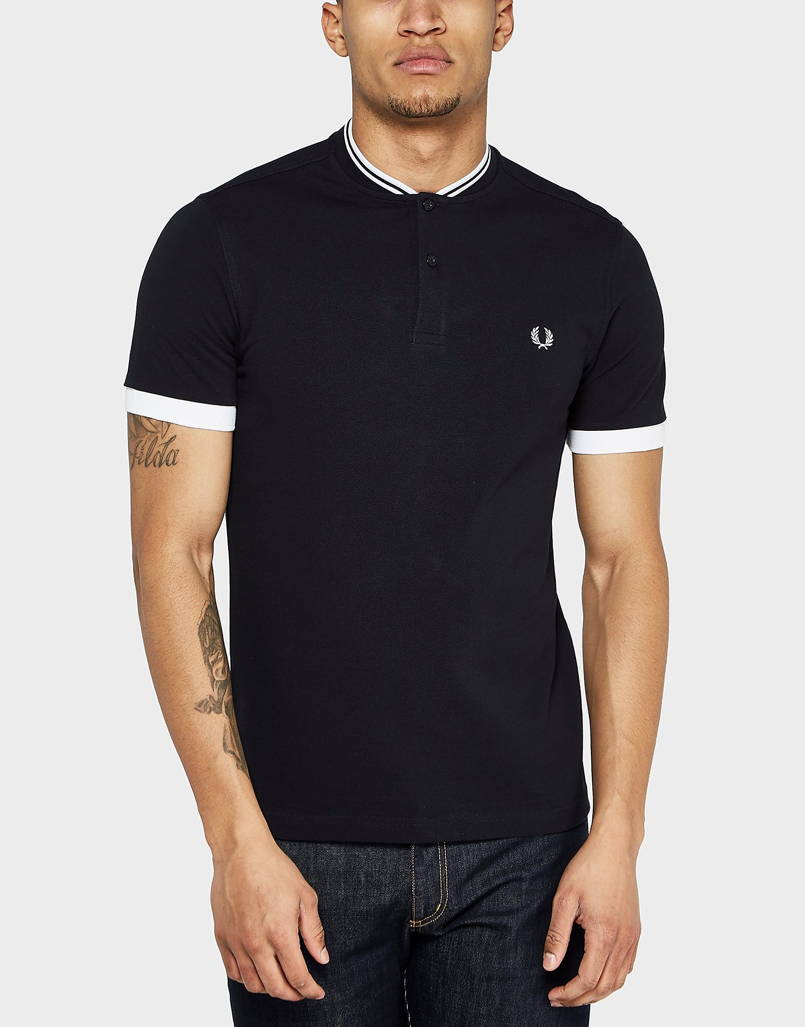 Fred Perry Bomber Polo Shirt