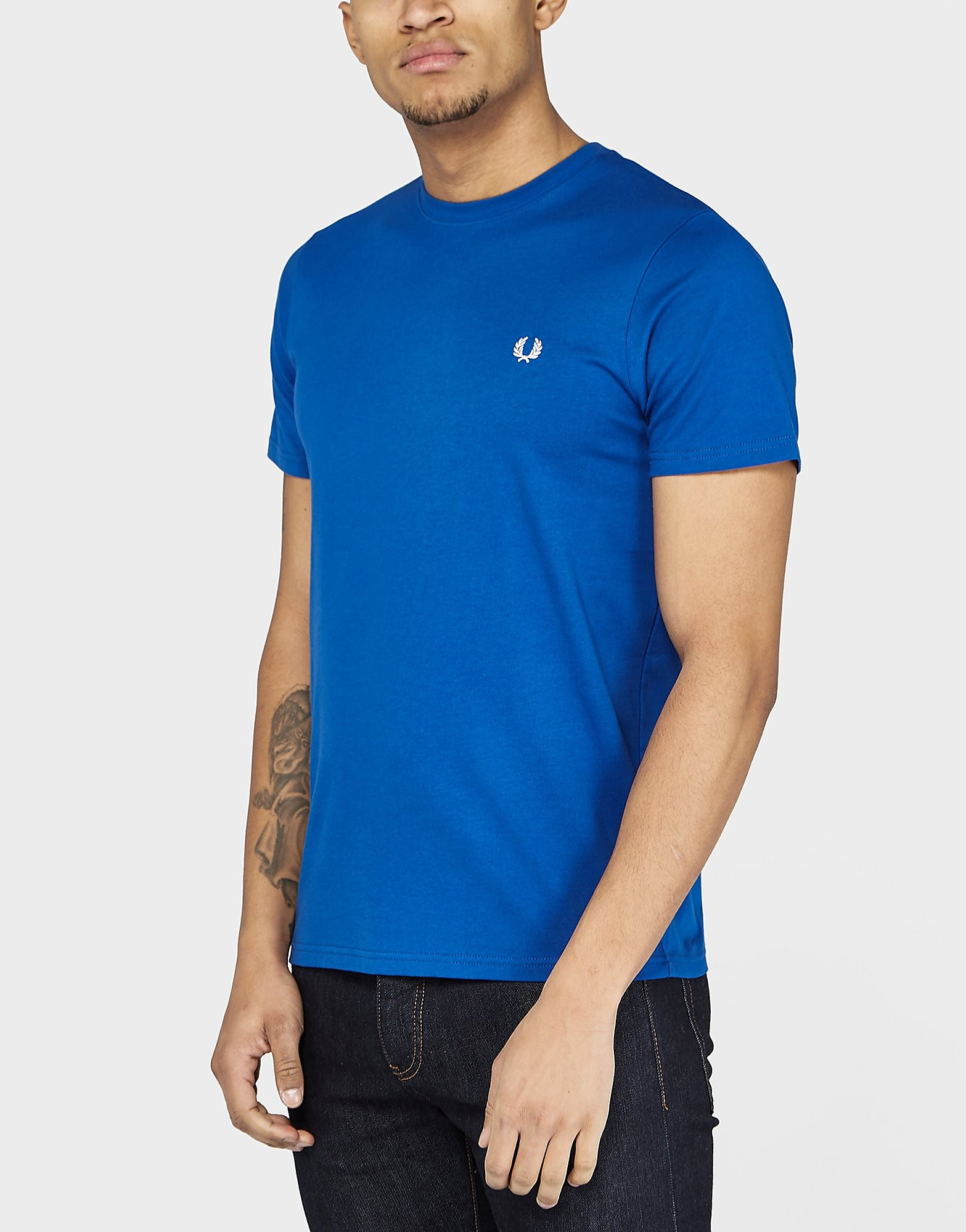 Fred Perry Basic Crew T-Shirt