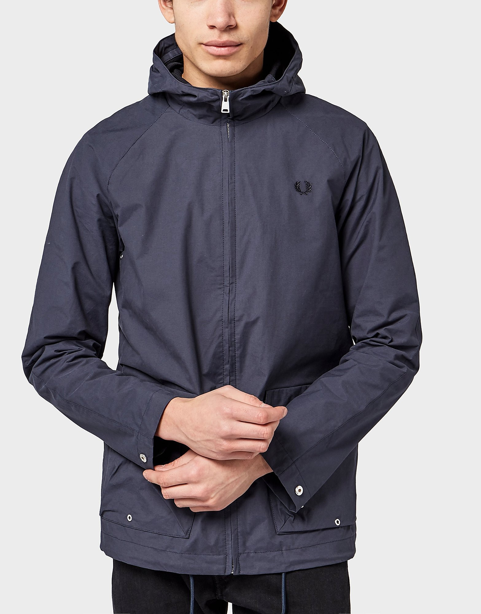 Fred Perry Hooded Field Lightweight Jacket