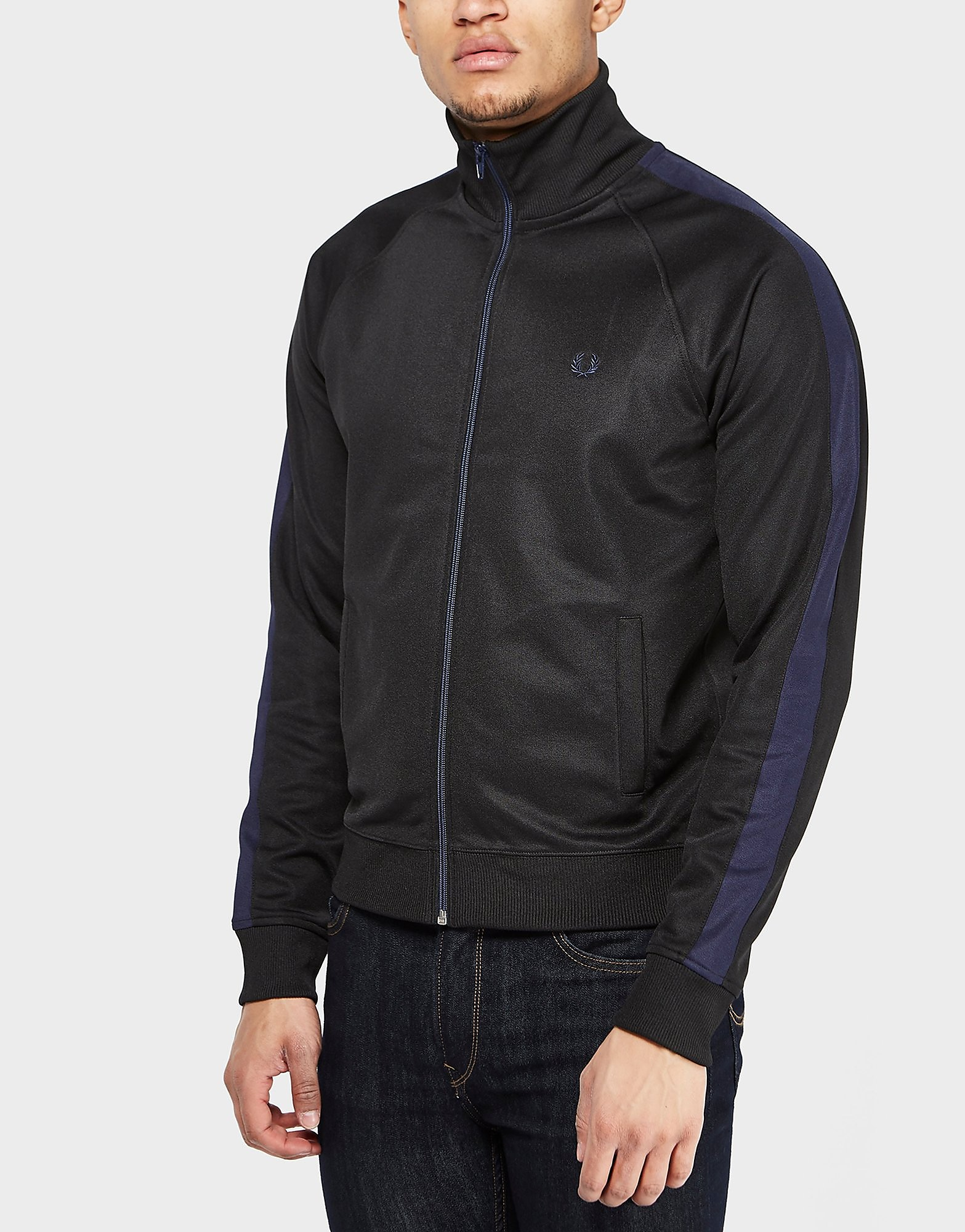 Fred Perry Panel Track Top